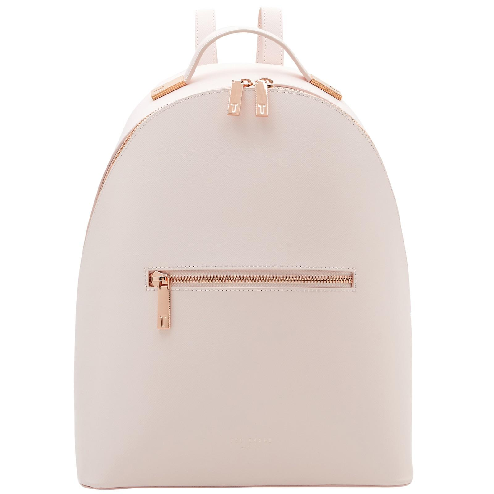 5c10c7273 Ted Baker Jarvis Leather Backpack - Lyst