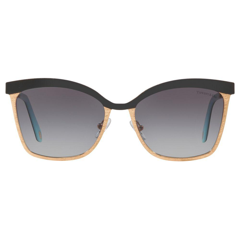 a32322f14d38 Tiffany & Co. Tf3060 Women's Square Sunglasses in Gray - Lyst