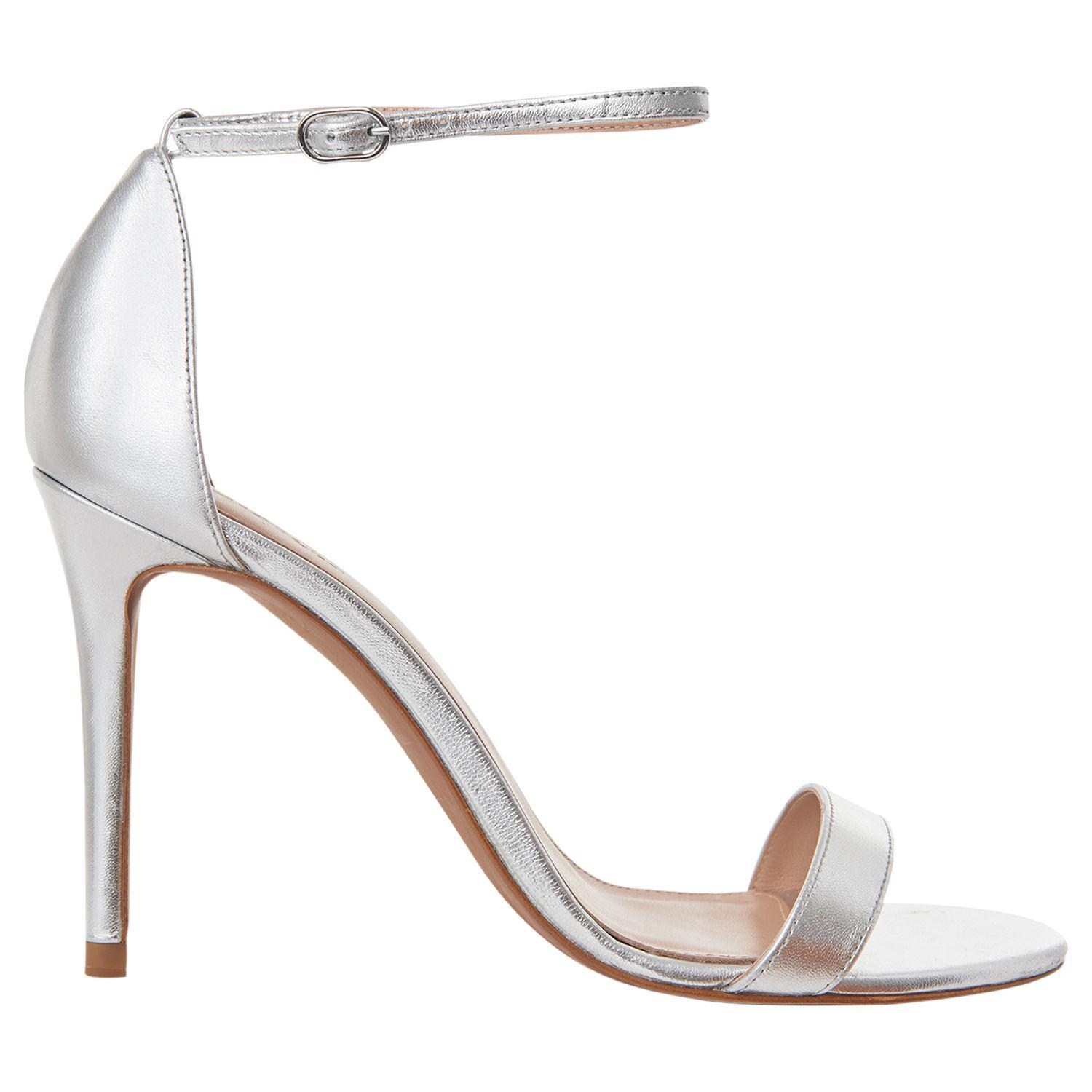 3a36aee29f37 Whistles. Women s Metallic Ellie Strappy Sandals. £145 £89 From John Lewis  and Partners