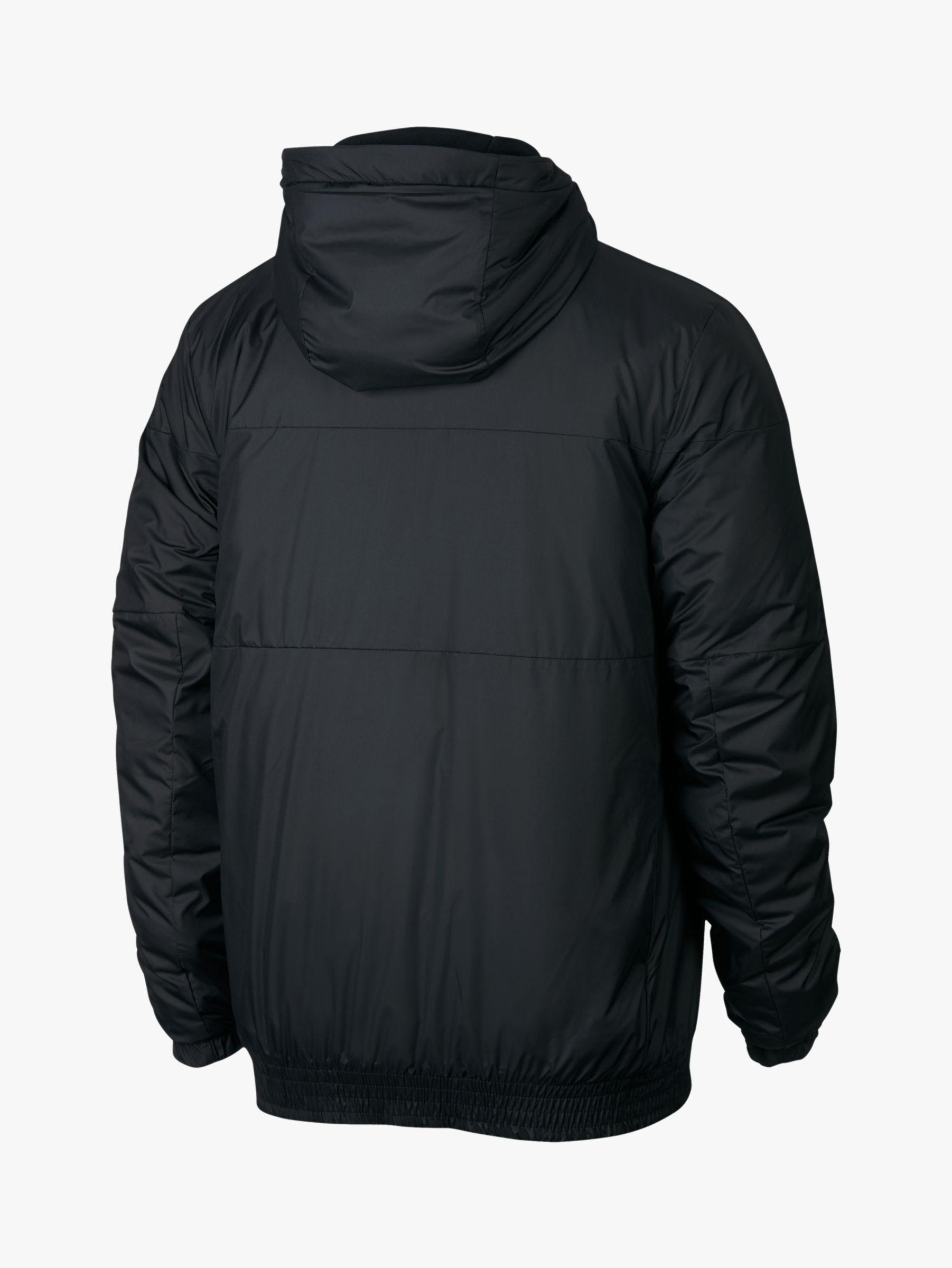 Nike - Black Synthetic Fill Jacket for Men - Lyst. View fullscreen ca7581b2e