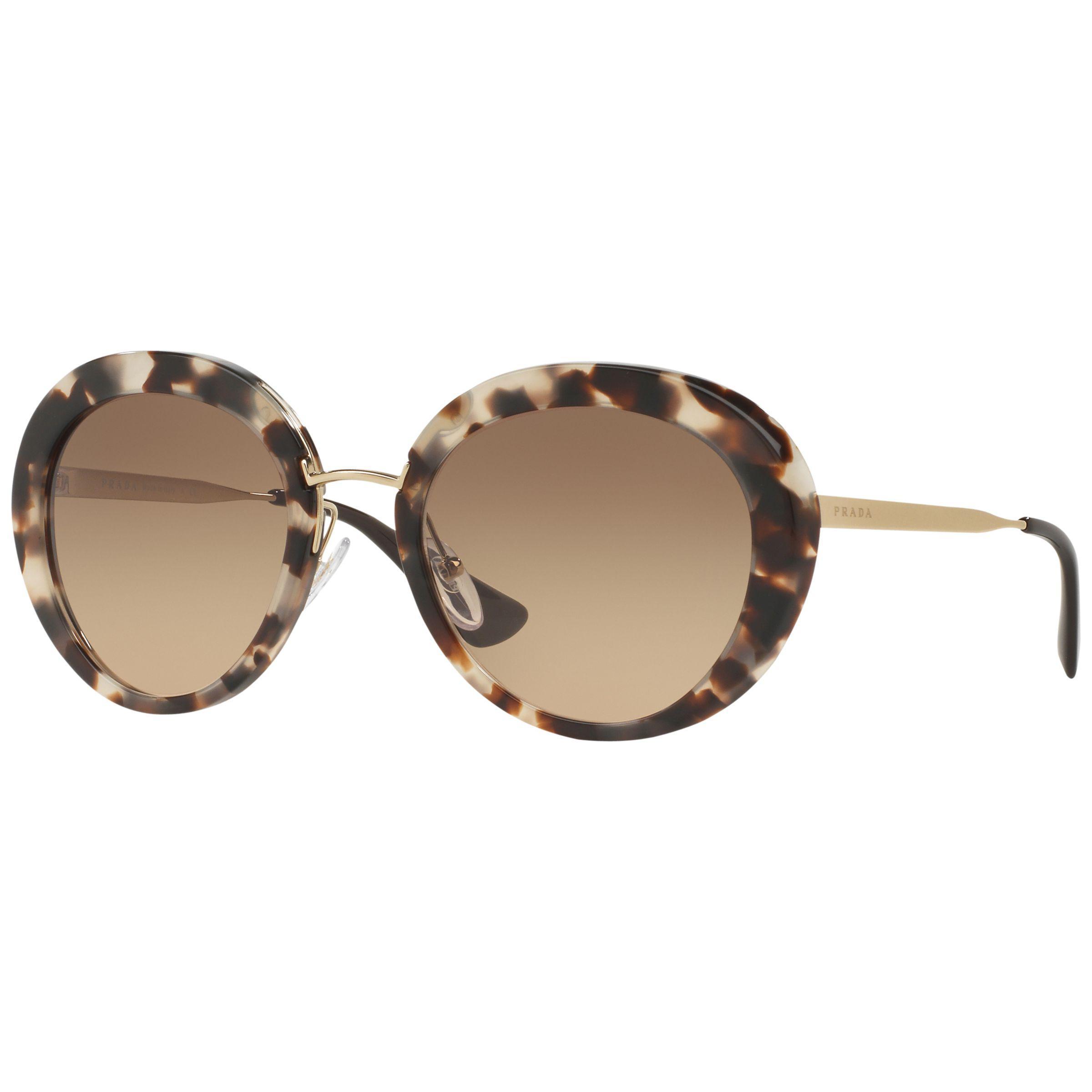 c5171ff57330 Prada Pr16qs Cinema Oval Sunglasses - Lyst