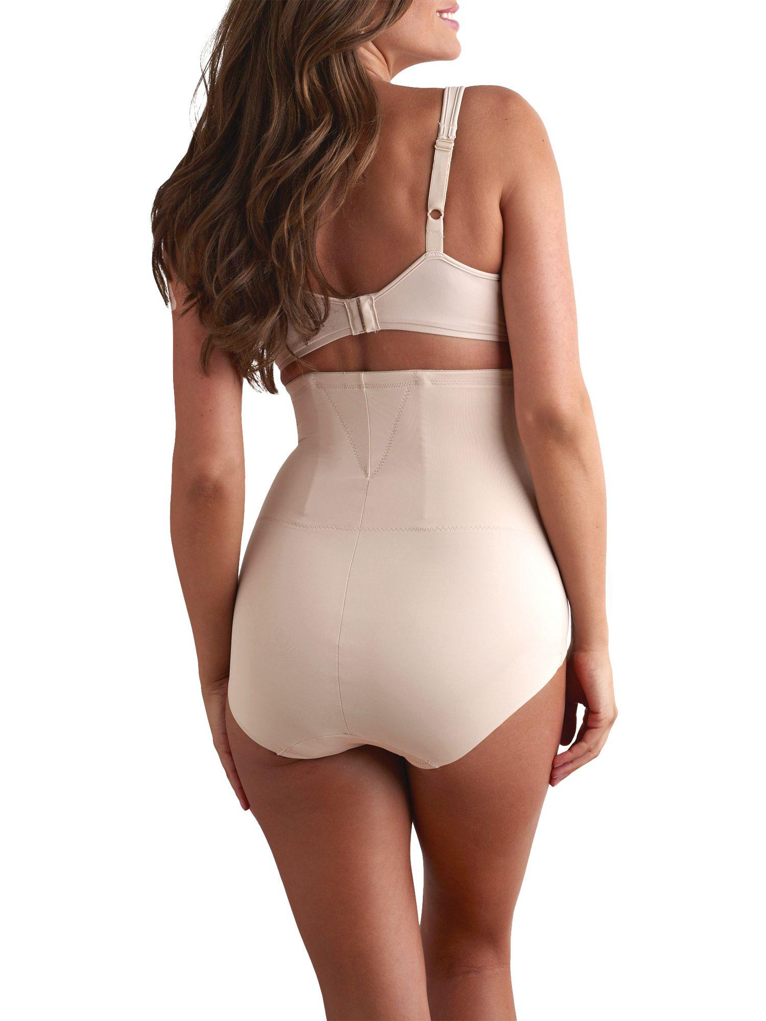 7d53773662 Miraclesuit Extra Firm Control High Waist Briefs in Natural - Lyst