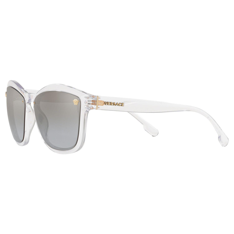 3afe942420e34 Versace - Gray Ve4350 Women s Sunglasses - Lyst. View fullscreen