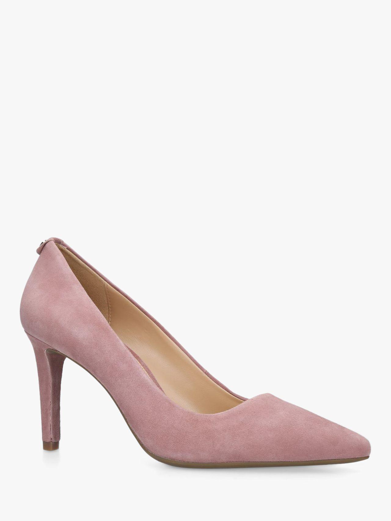 9776f33bfab Michael Kors - Pink Flex Pump Heeled Court Shoes - Lyst. View fullscreen