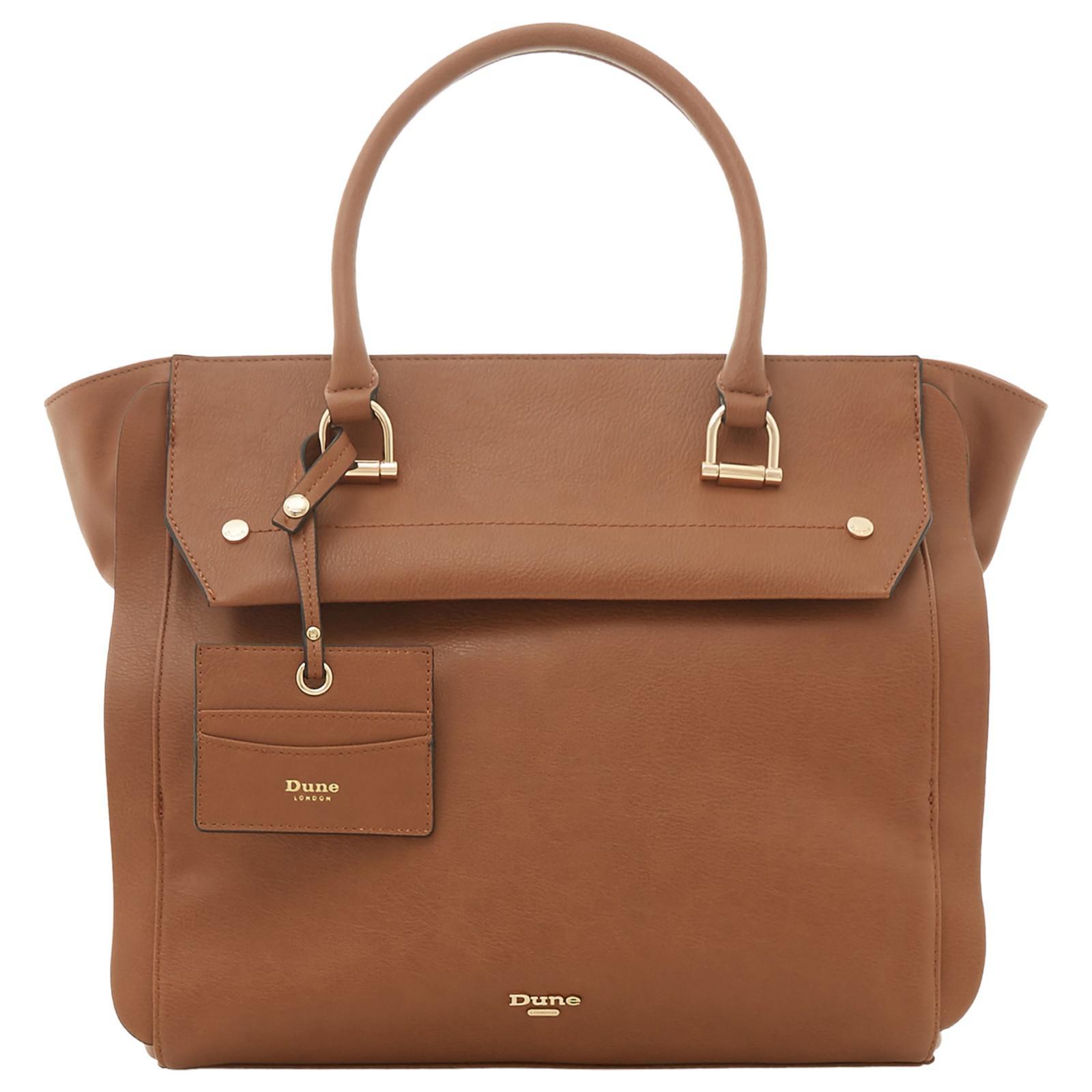 a0aa1a40cb Dune Diamondo Large Shopper Bag - Lyst