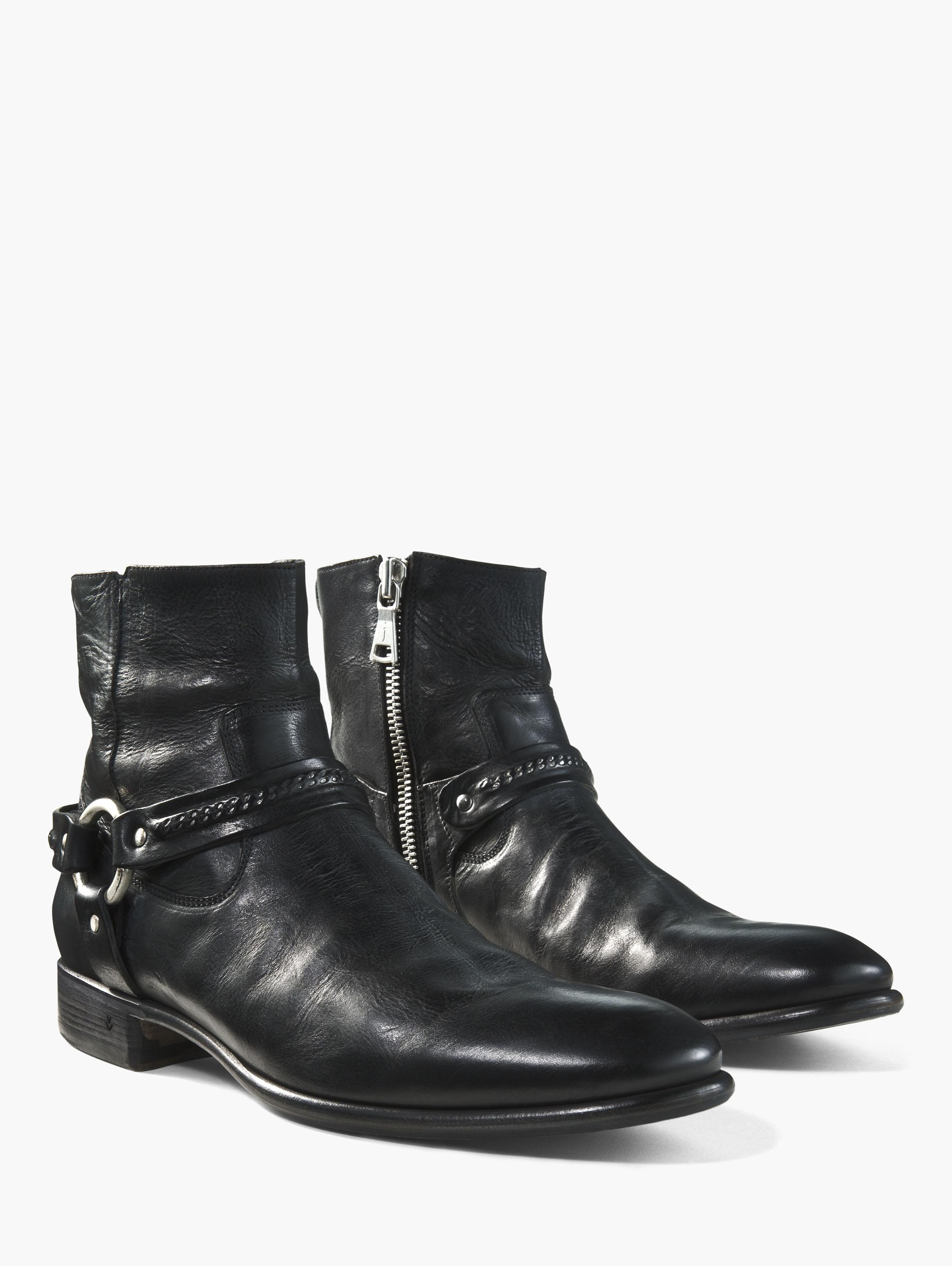 Shopping Men s Boots John Varvatos Eldridge Chelsea Men TwineOnline shoe store