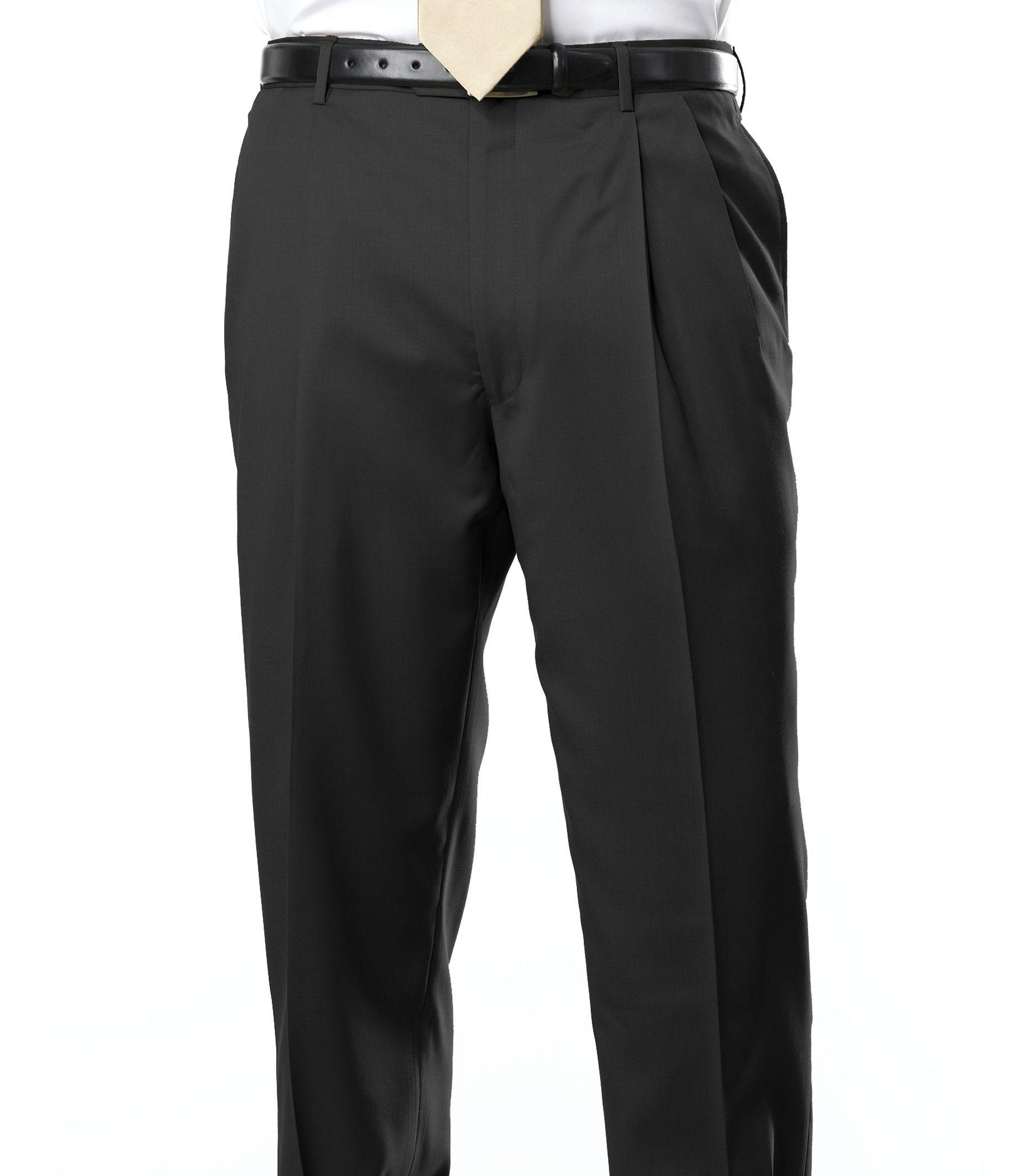 a60c798ce Lyst - Jos. A. Bank Signature Gold Pleated Suit Trousers Regal ...