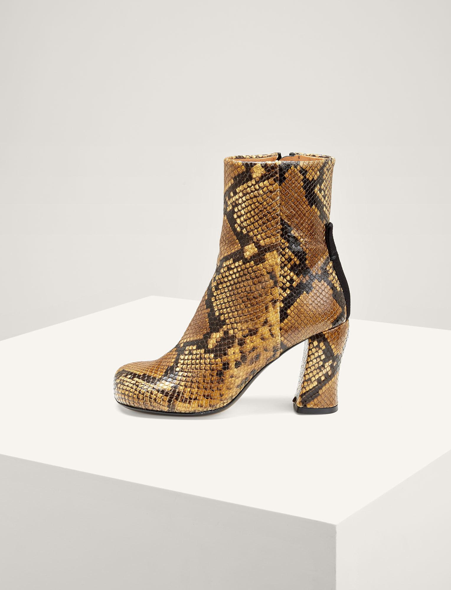 Lyst Joseph Boo Boot Natural In The Ankle RRYq8r