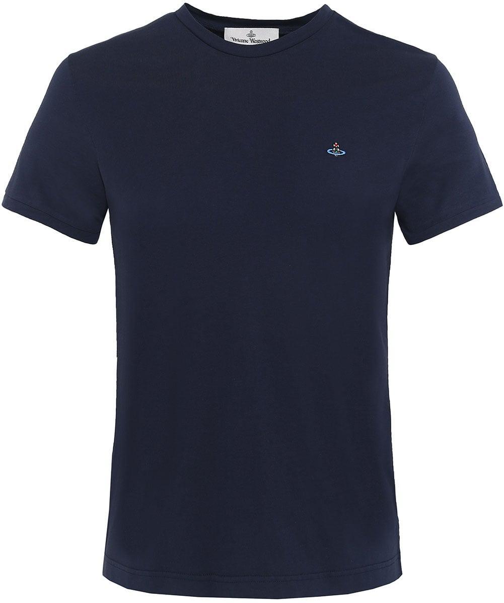 Vivienne westwood organic cotton crew neck peru t shirt in for Peruvian cotton t shirts