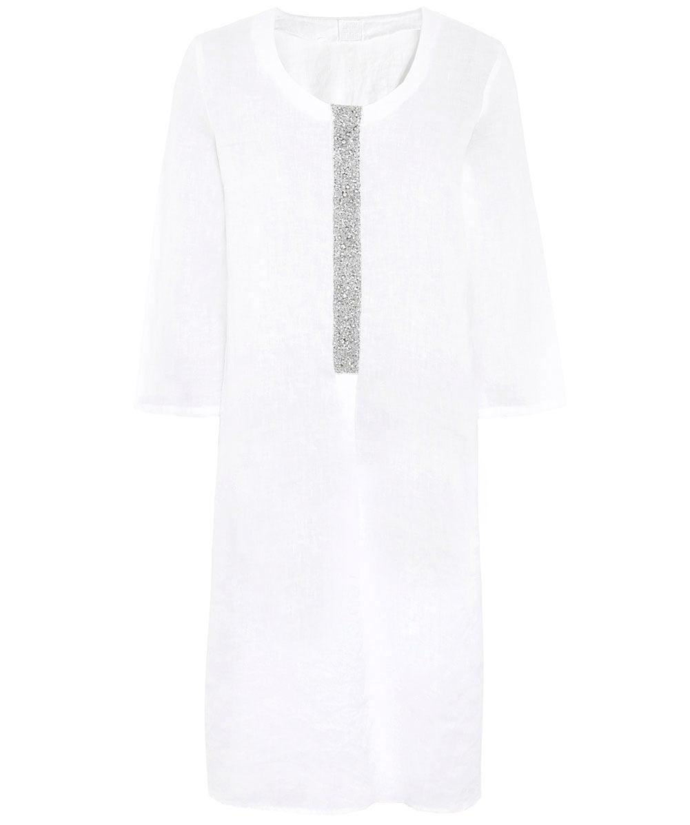 ded2fa2fd8d Gallery. Women s Tunic Dresses Women s Tunics Women s White Linen ...