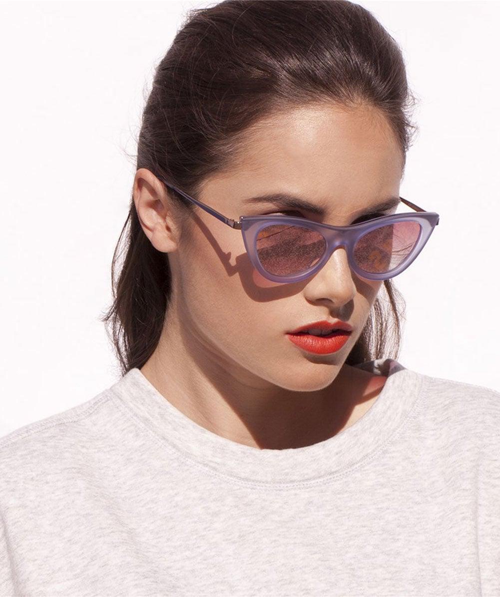 bb4b1d2e4f7 Lyst - Le Specs Enchantress Sunglasses