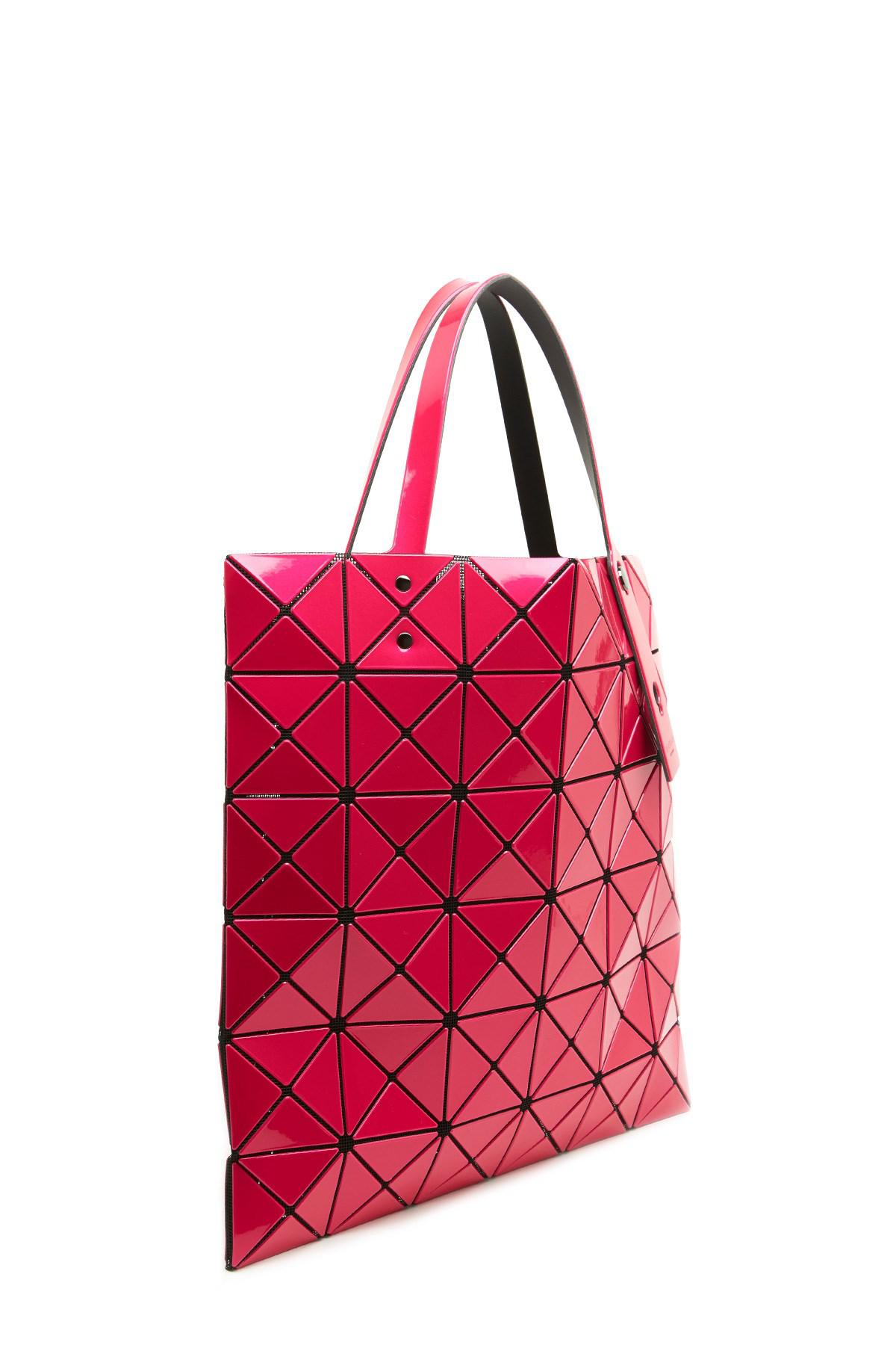 be161c29ed23 Bao Bao Issey Miyake - Multicolor  lucent Metallic  Tote - Lyst. View  fullscreen
