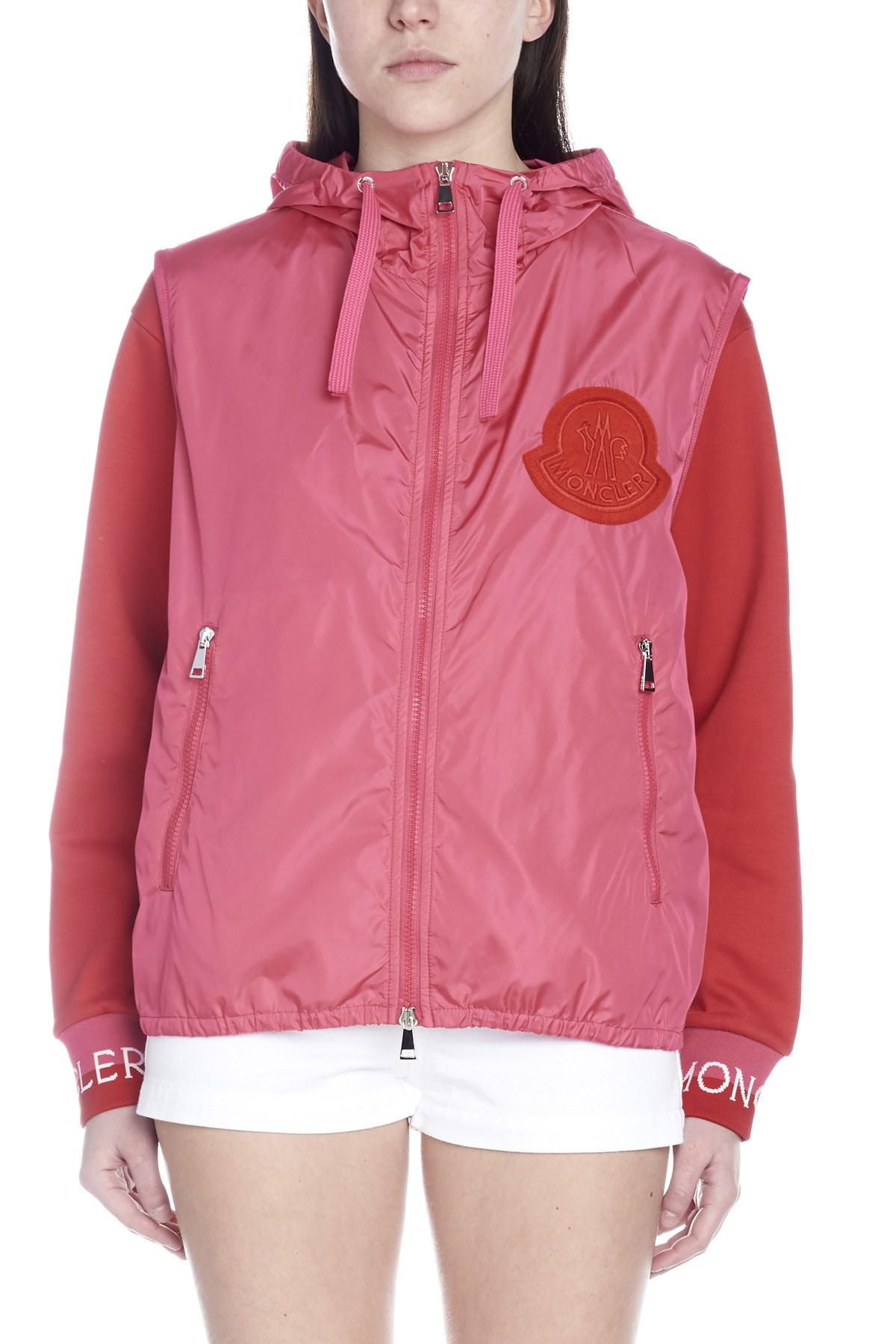 'mexico' Vest Lyst In Pink Moncler eEI2YbH9WD