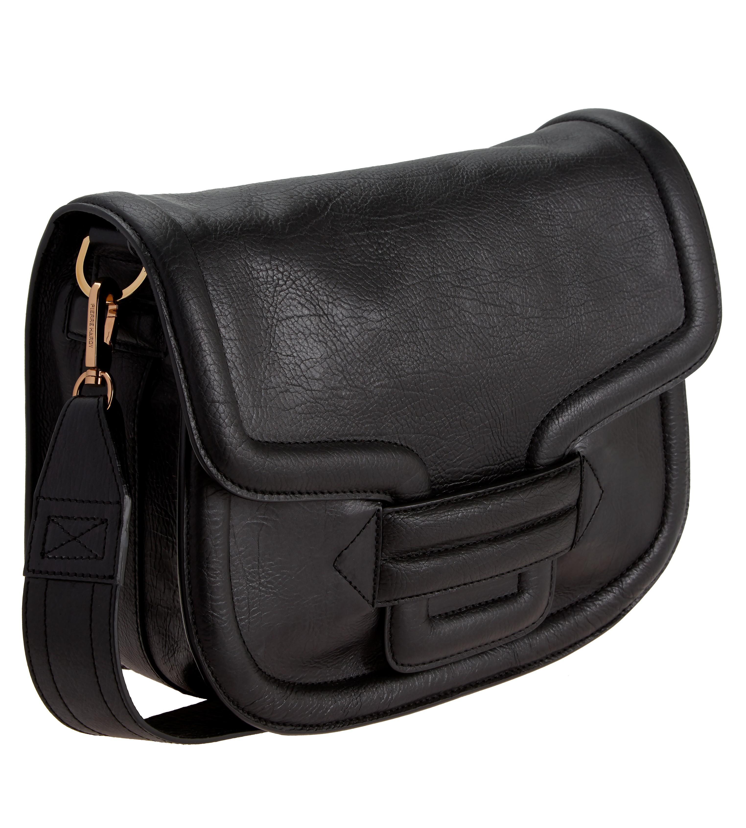 Mini Alpha Ville shoulder bag - Black Pierre Hardy m6eXA