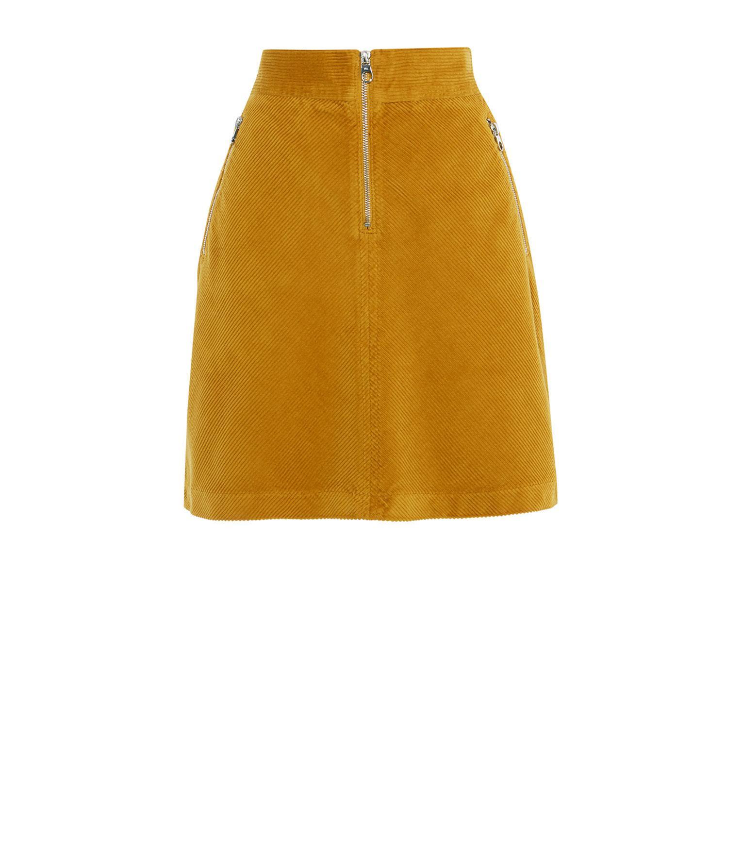 37a473c86999 Karen Millen. Women's Corduroy Mini A-line Skirt
