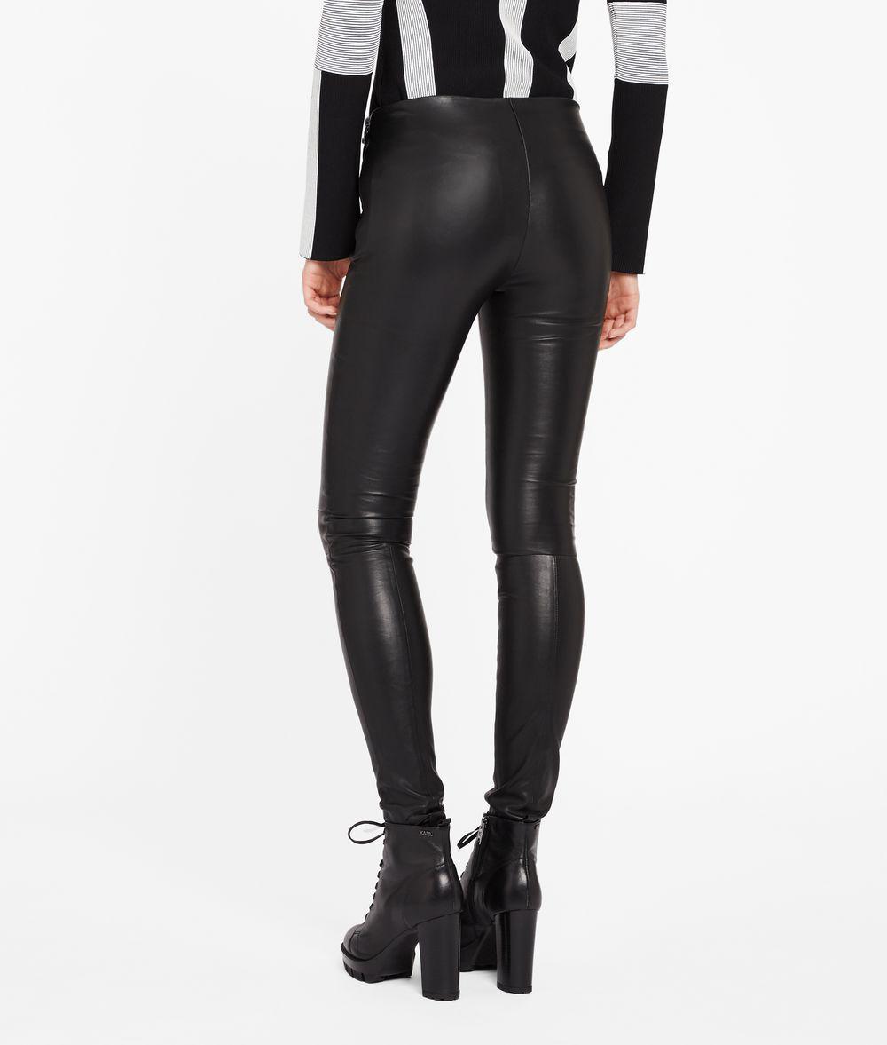 Ikonik leggings - Black Karl Lagerfeld Professional For Sale GcQNNG