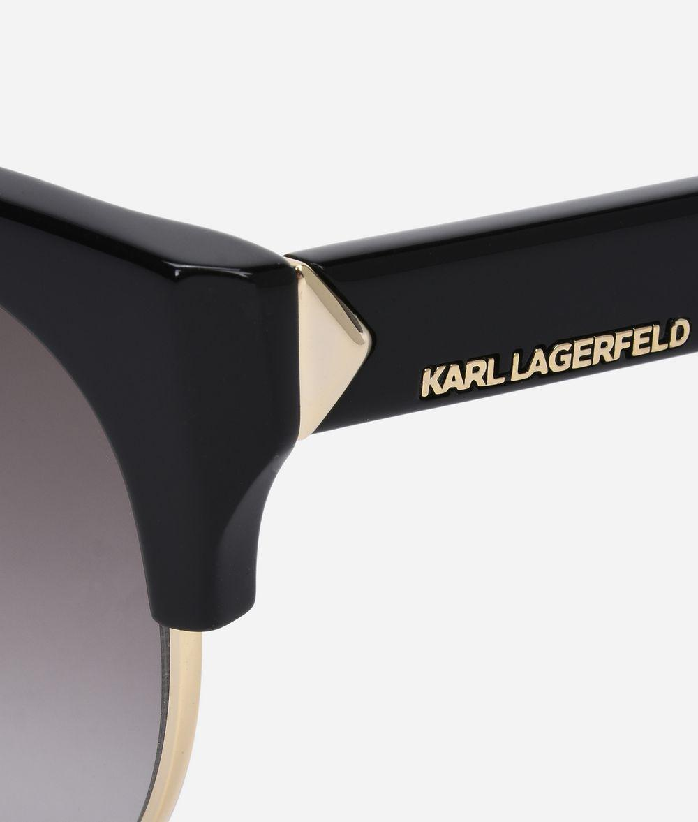 Arrow Kl270S sunglasses - Black Karl Lagerfeld NEoj0u