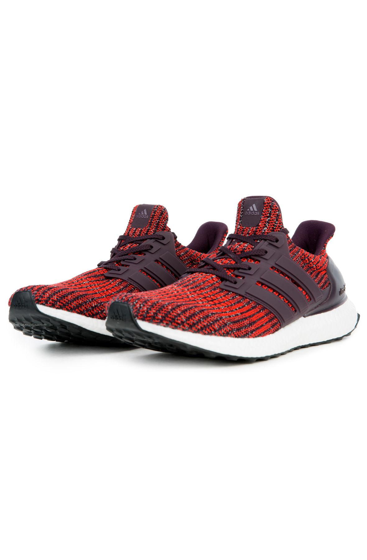0efd4c30384 Lyst - adidas The Men s Ultraboost In Noble Red And Core Black in ...