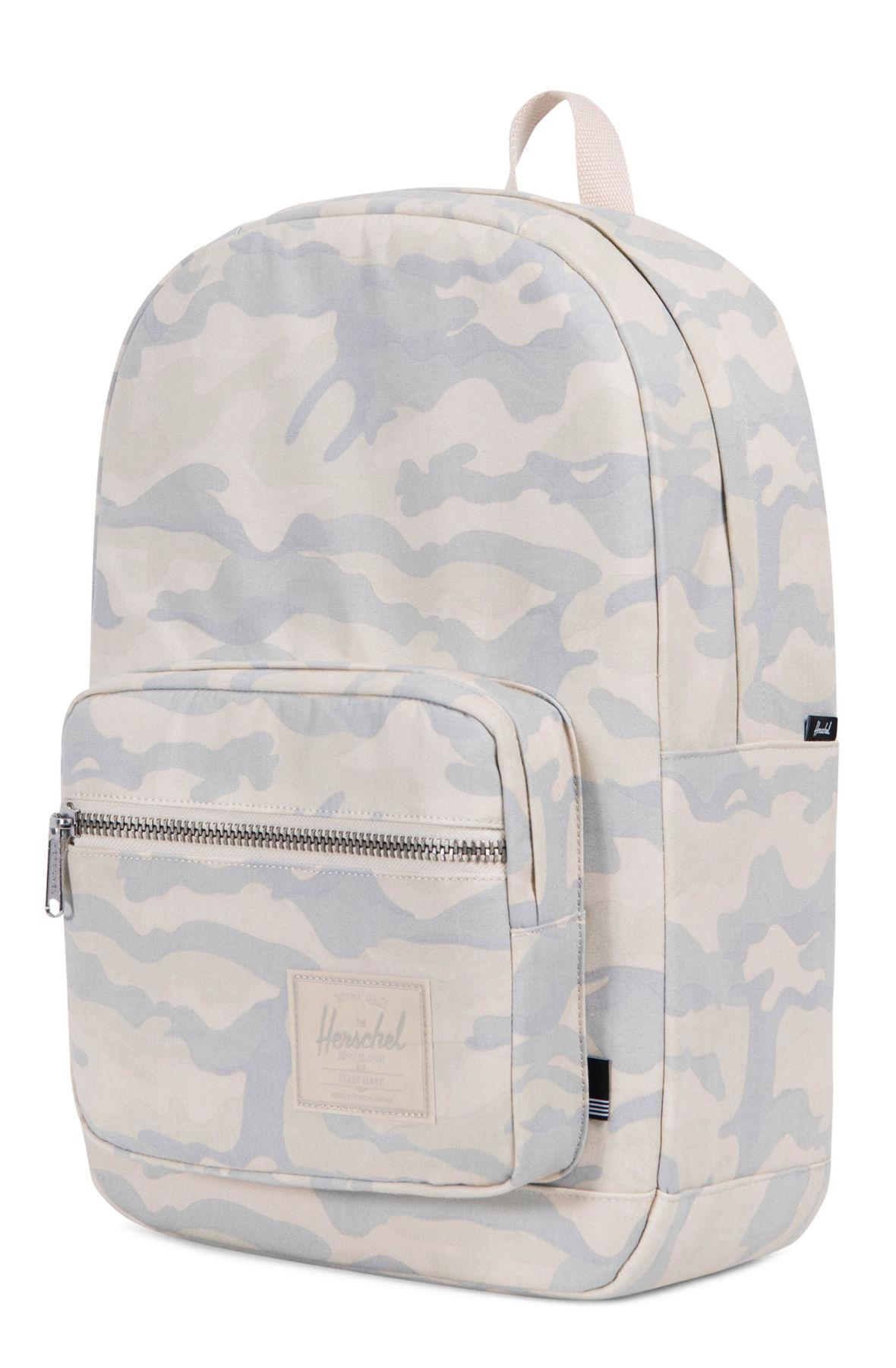 52d40c30b77 Lyst - Herschel Supply Co. The Pop Quiz Backpack In Washed Canvas Camo