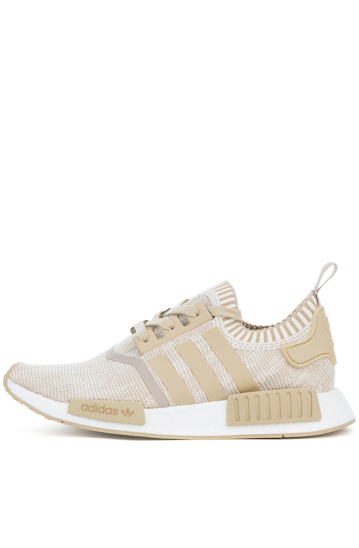 29728a764 Lyst - adidas The Nmd R1 Primeknit Sneaker In Linen Khaki in Natural