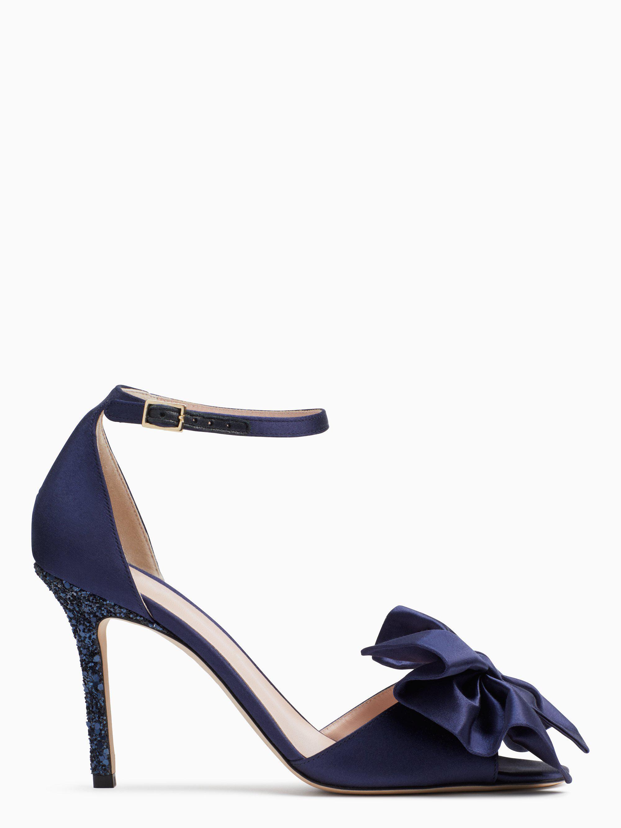 c1a7c8e3b1a5 Lyst - Kate Spade Iveene Sandals in Blue