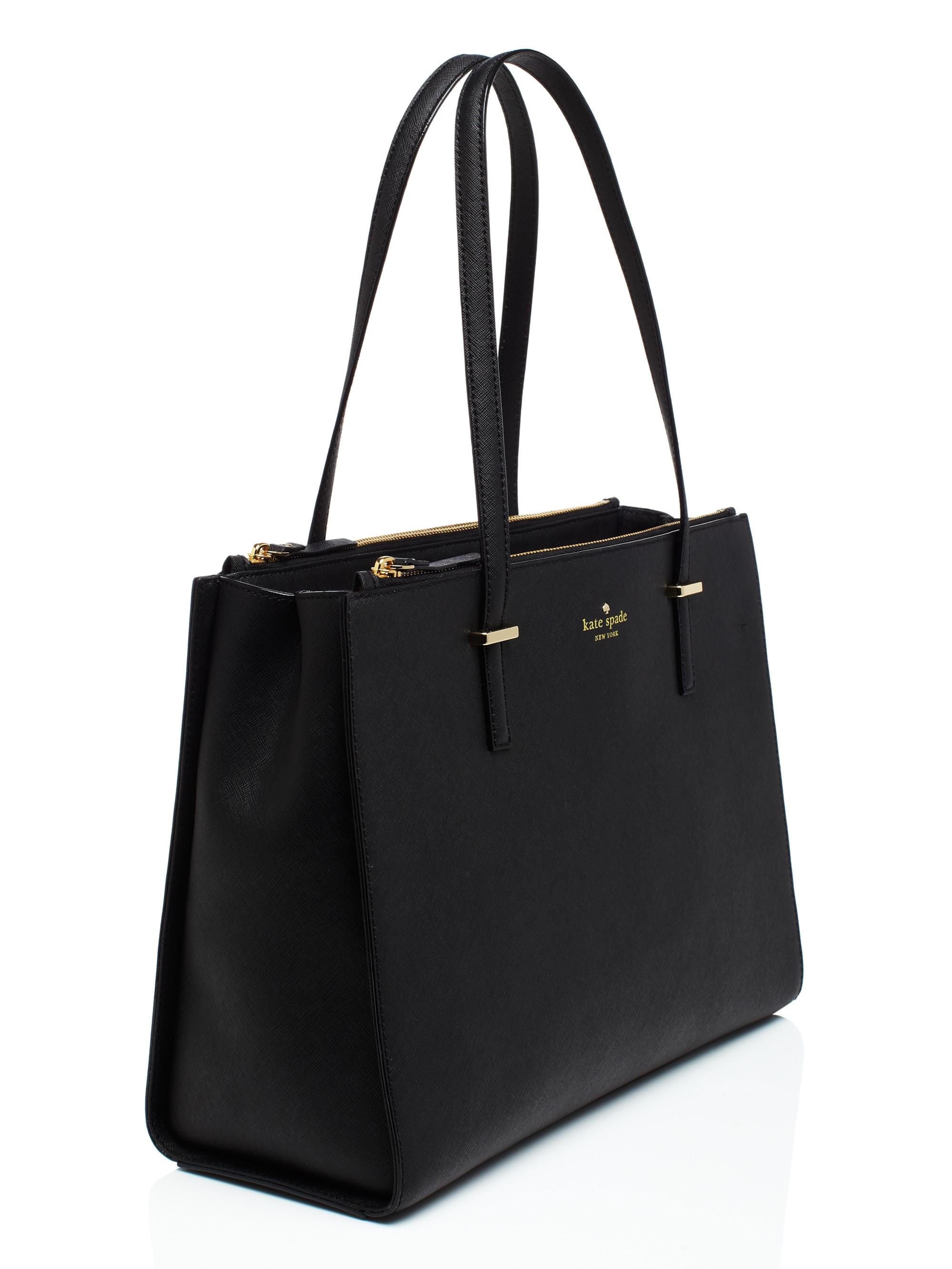 Kate Spade New York Cedar Street Jensen Leather Tote Bag