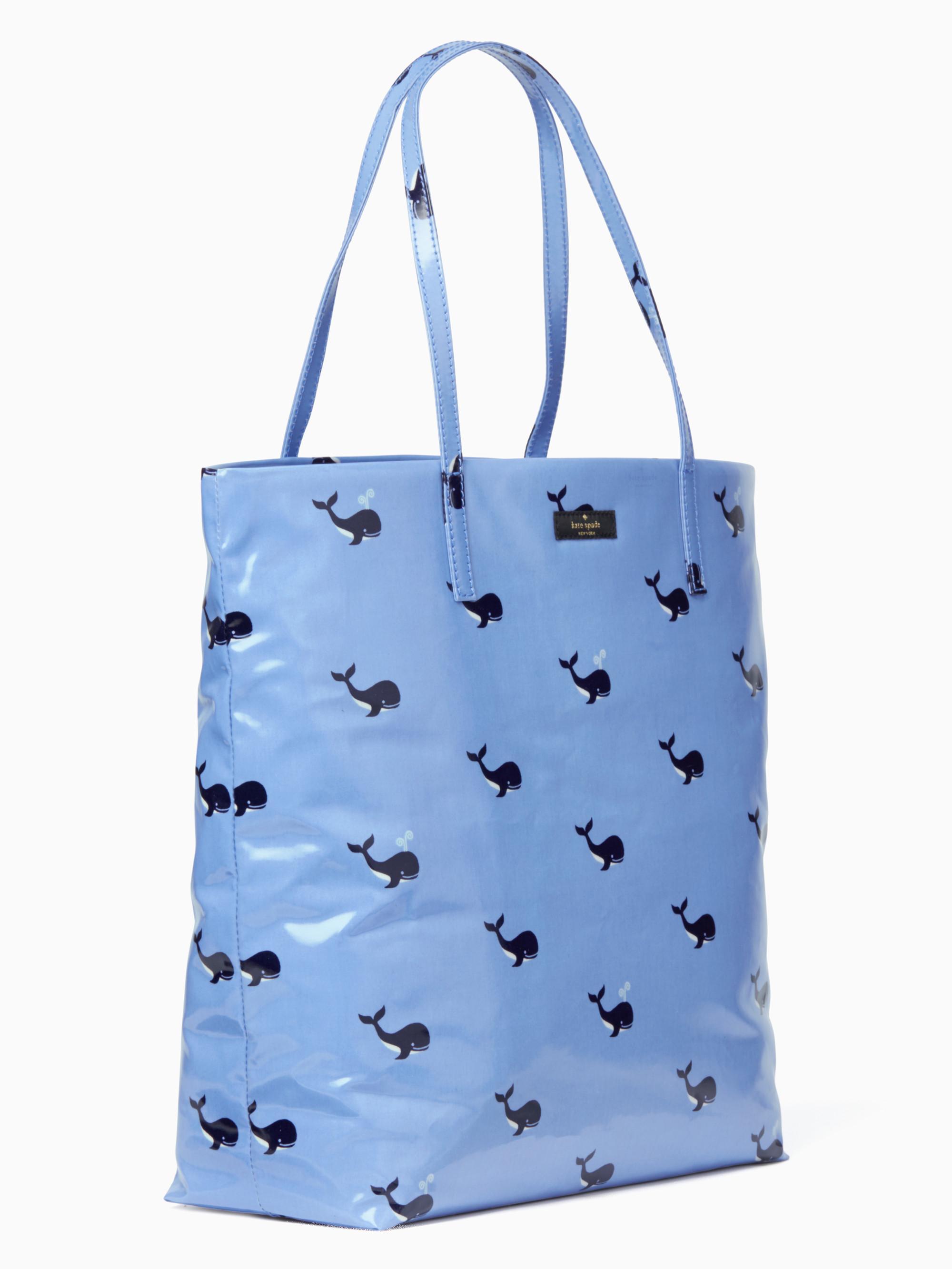 f90d1d6d7ea9 Kate Spade Daycation Bon Shopper in Blue - Lyst