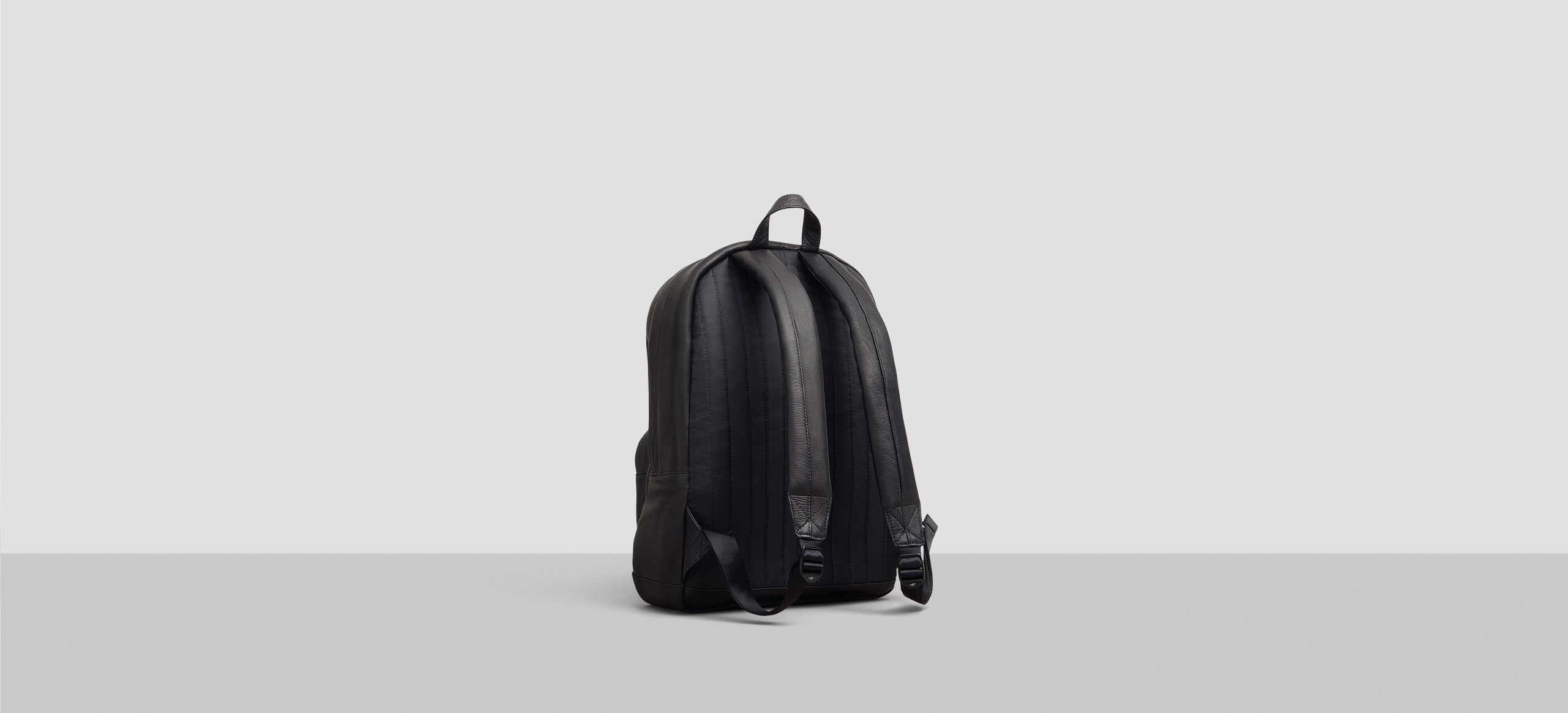 bec3584f3569 Lyst - Kenneth Cole Columbian Leather Computer Backpack in Black for Men
