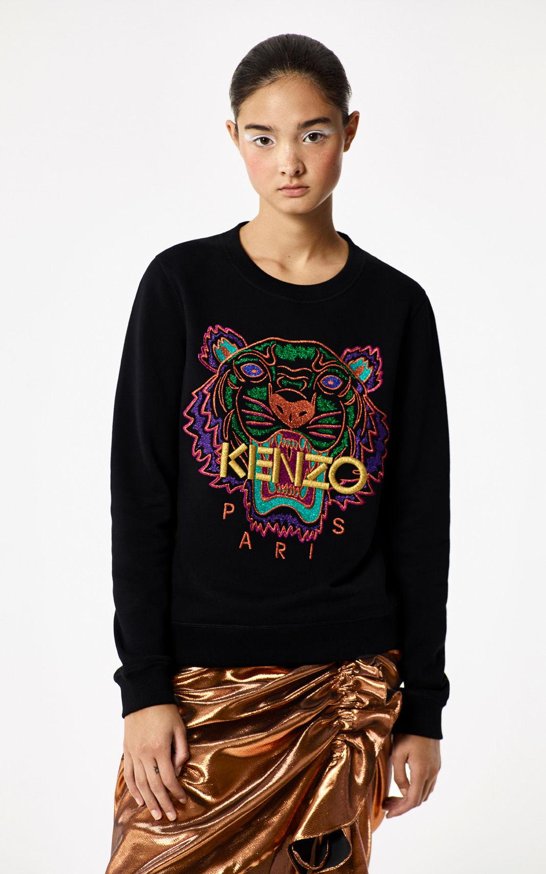 Kenzo 'holiday Capsule Collection' Embroidered
