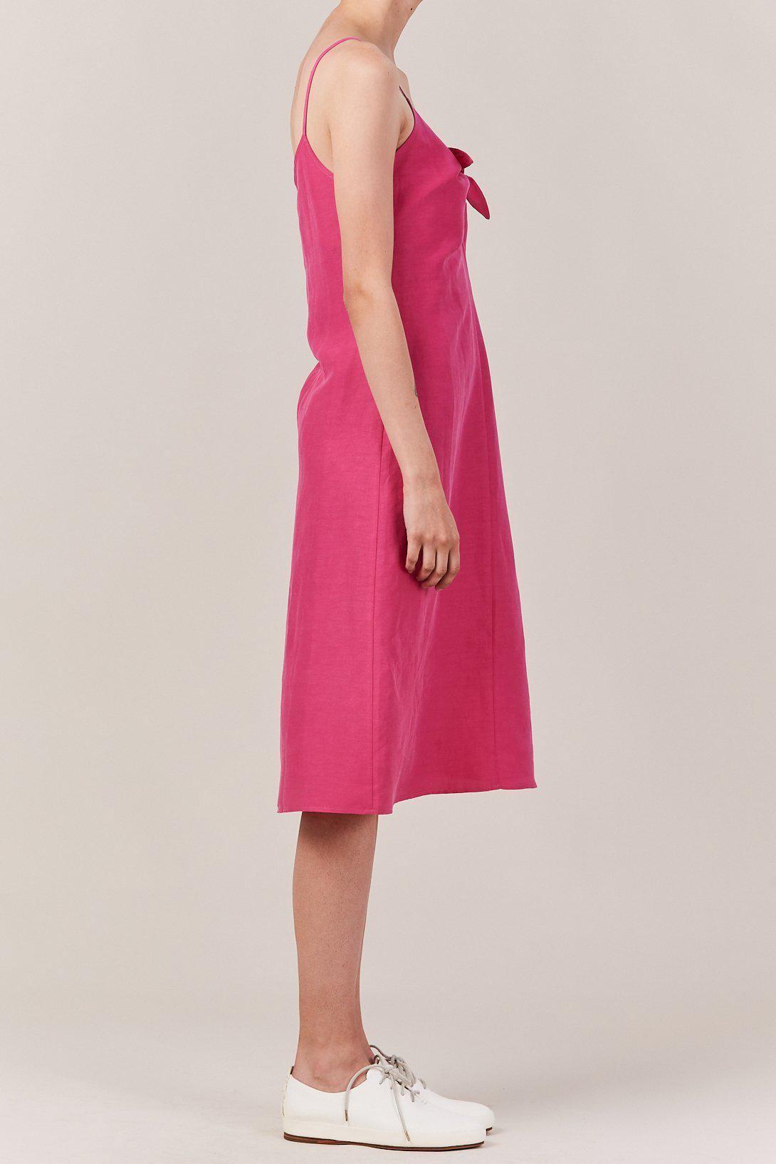 Pink Oriska Dress Simon Miller New And Fashion Discount Cheapest Sale Fashionable Free Shipping Find Great H1AAPKYSX