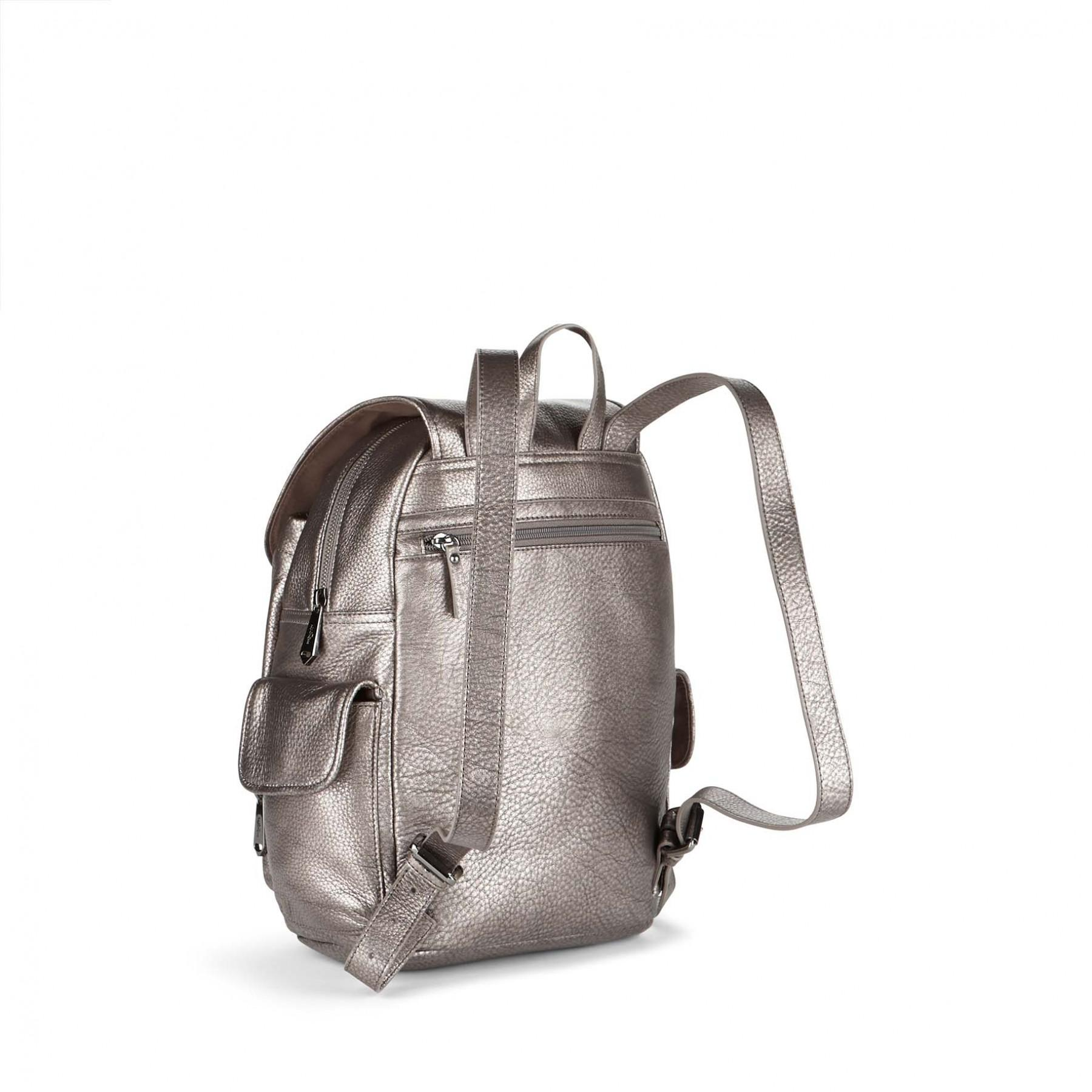 Kipling City Pack S Leather - Lyst 0f8982a038
