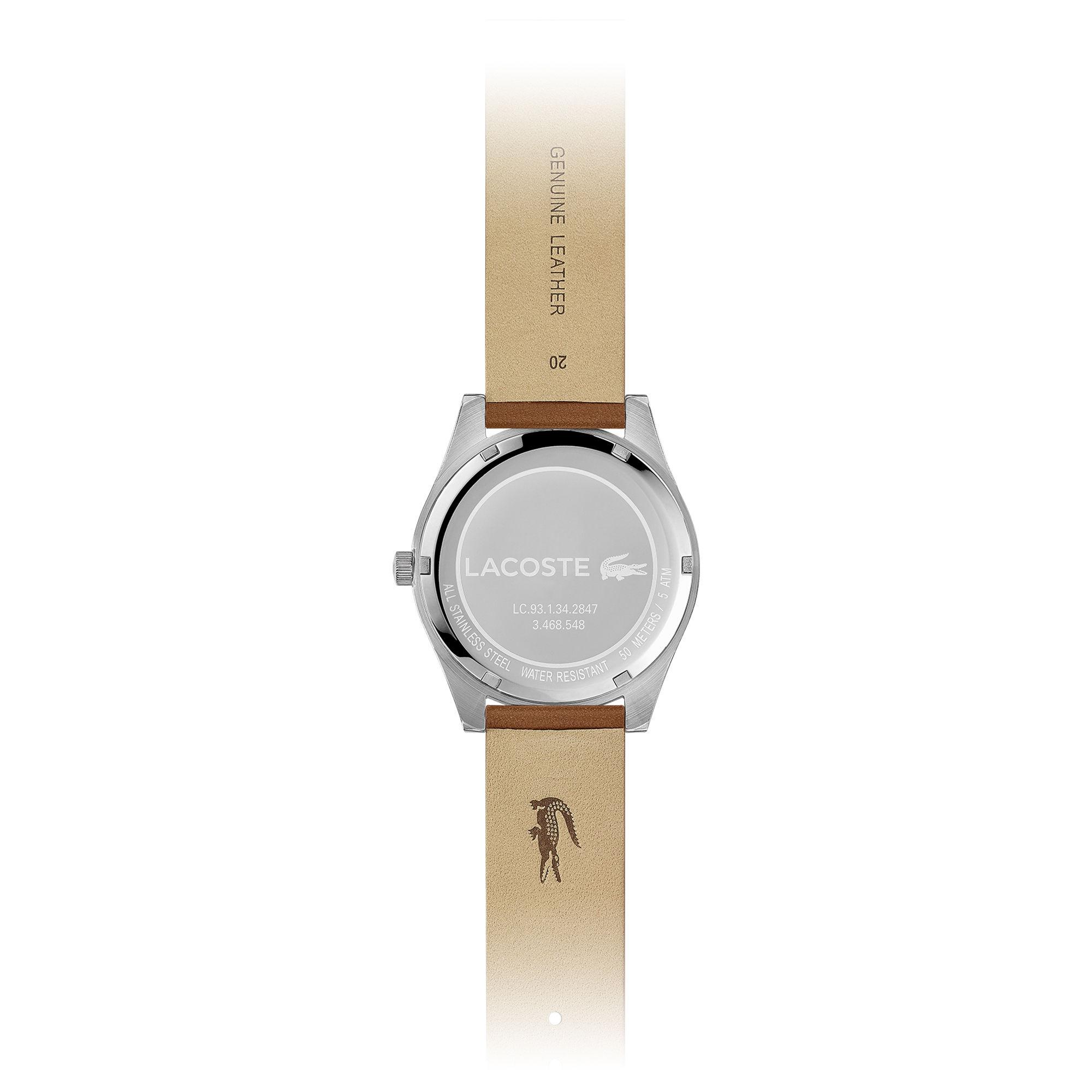 Gallery. Previously sold at: Lacoste · Men's Nixon Porter Men's Rubber Strap Watch ...