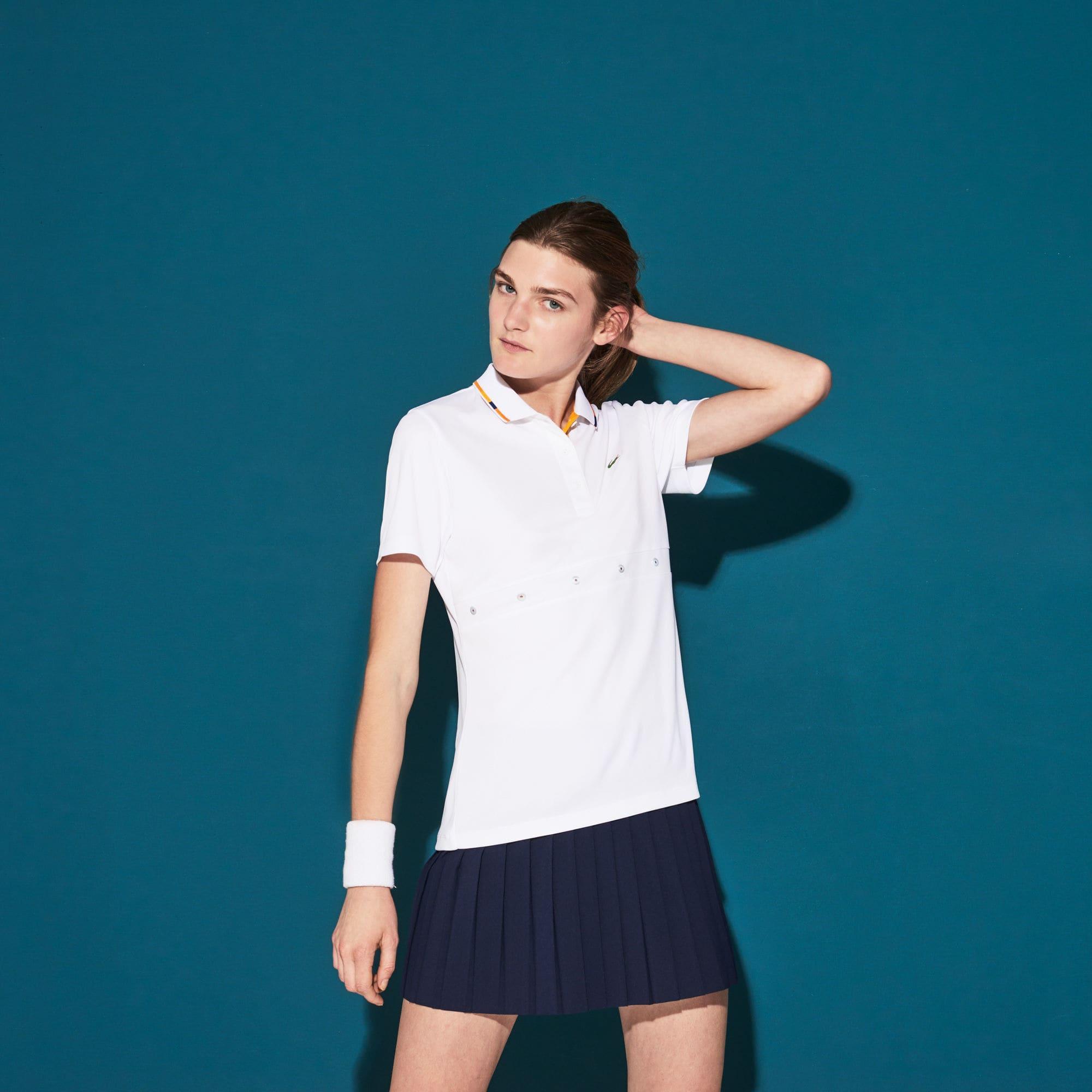 55082dbf68 Lacoste Sport Collar Piqué Tennis Polo - Lyst