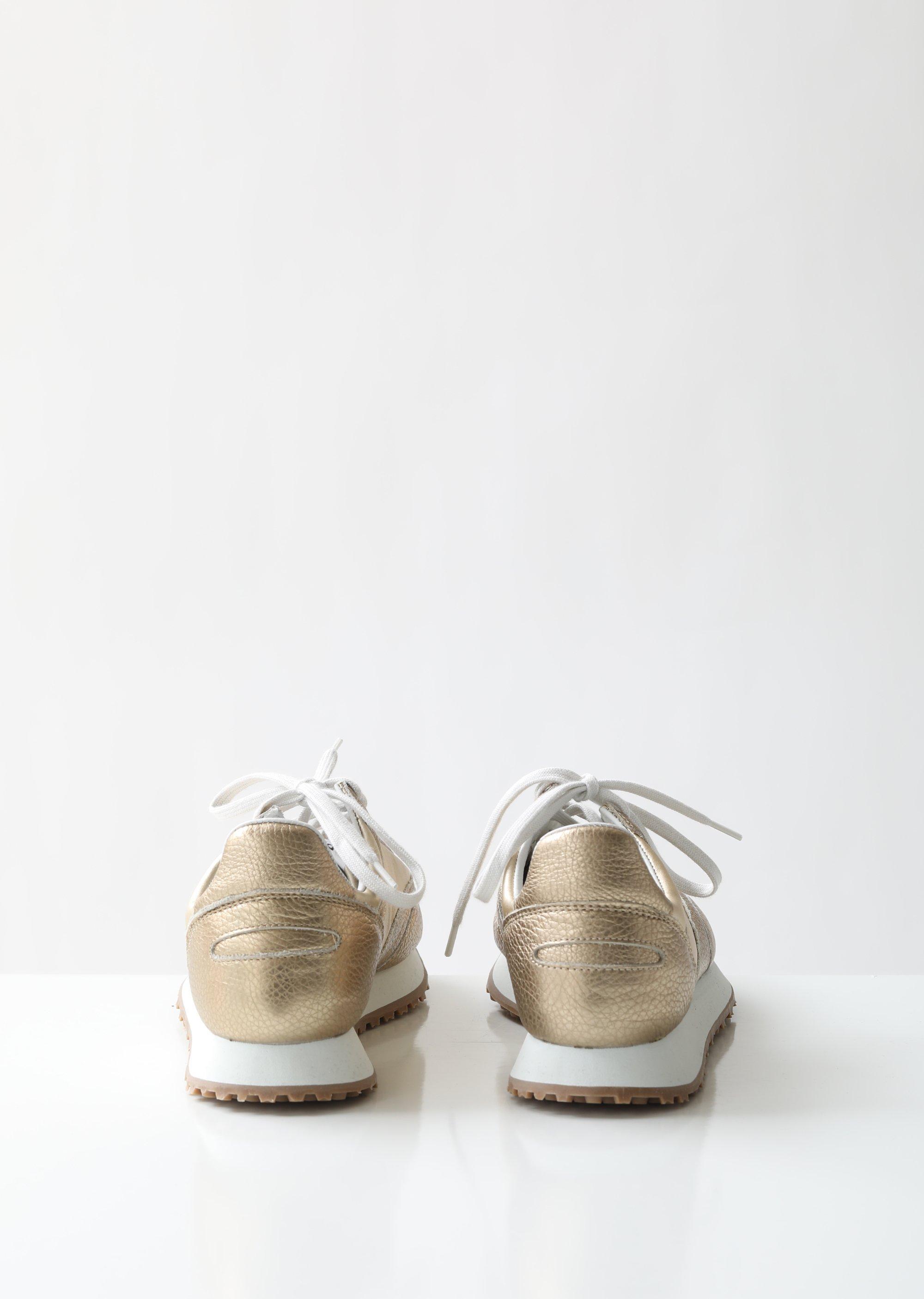 0b191730c2bece Comme des Garçons - Metallic Cdg Cdg X Spalwart New Tempo Sneakers - Lyst.  View fullscreen