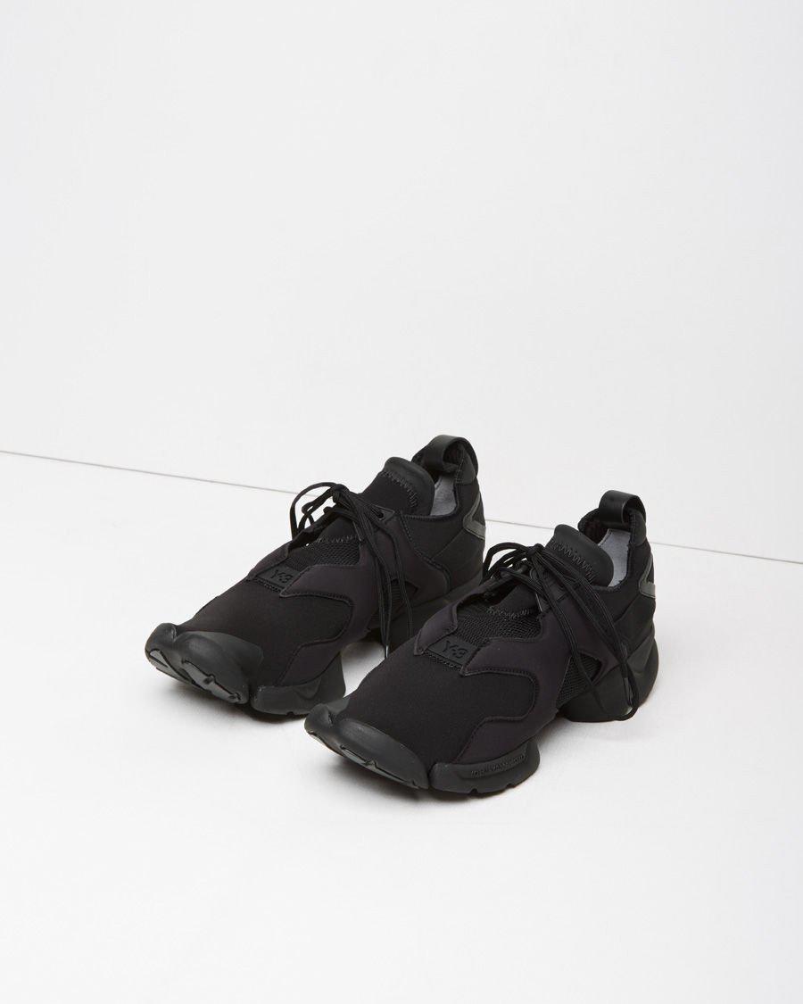 Lyst - Y-3 Kohna Sneaker in Black 867311795