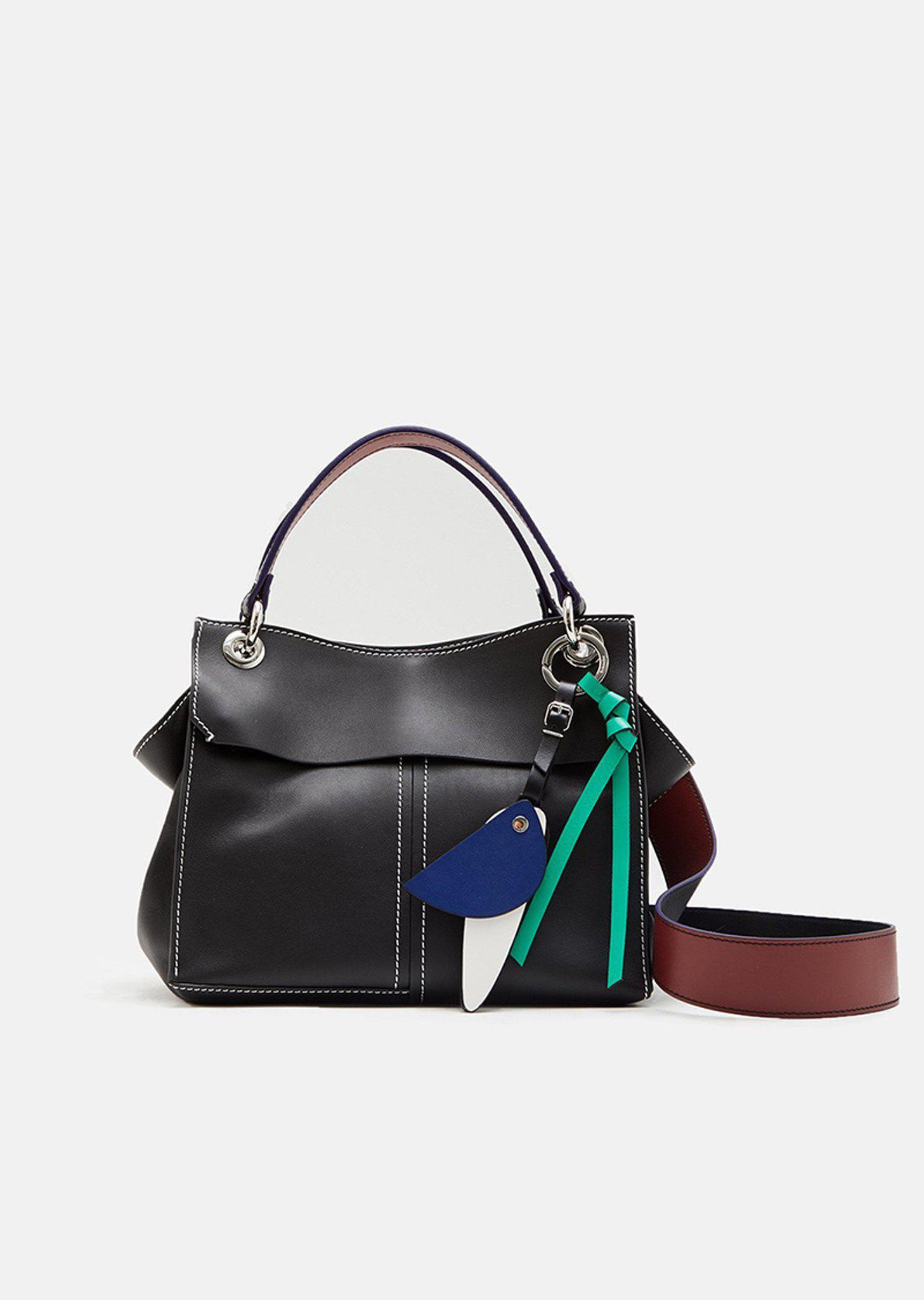 Curl Handbag - Black Proenza Schouler h7yP4GWg