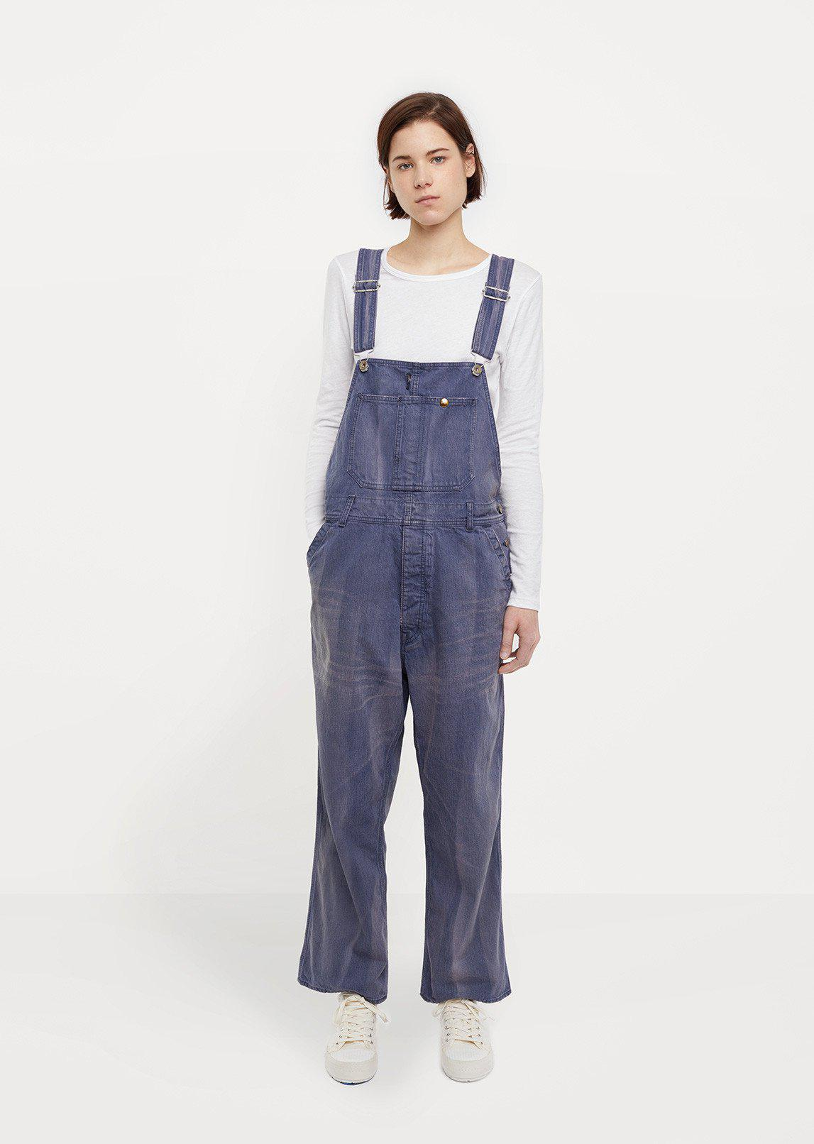853d68eee54 Gallery. Previously sold at  La Garçonne · Women s Denim Overalls Women s  Denim Jumpsuits ...