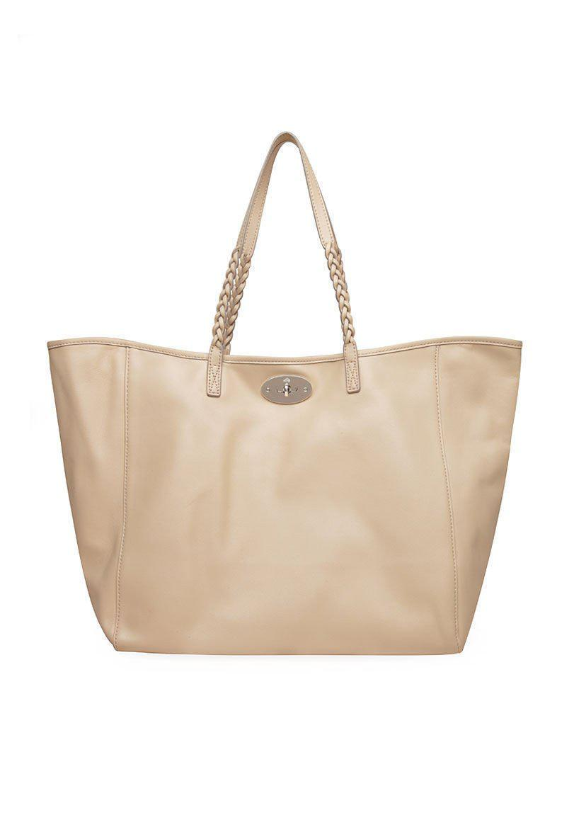 norway mulberry bayswater small grained leather tote 872ae 4fe8b  cheap  lyst mulberry medium dorset tote in white b7d79 5abd5 d77dfa5afffc0