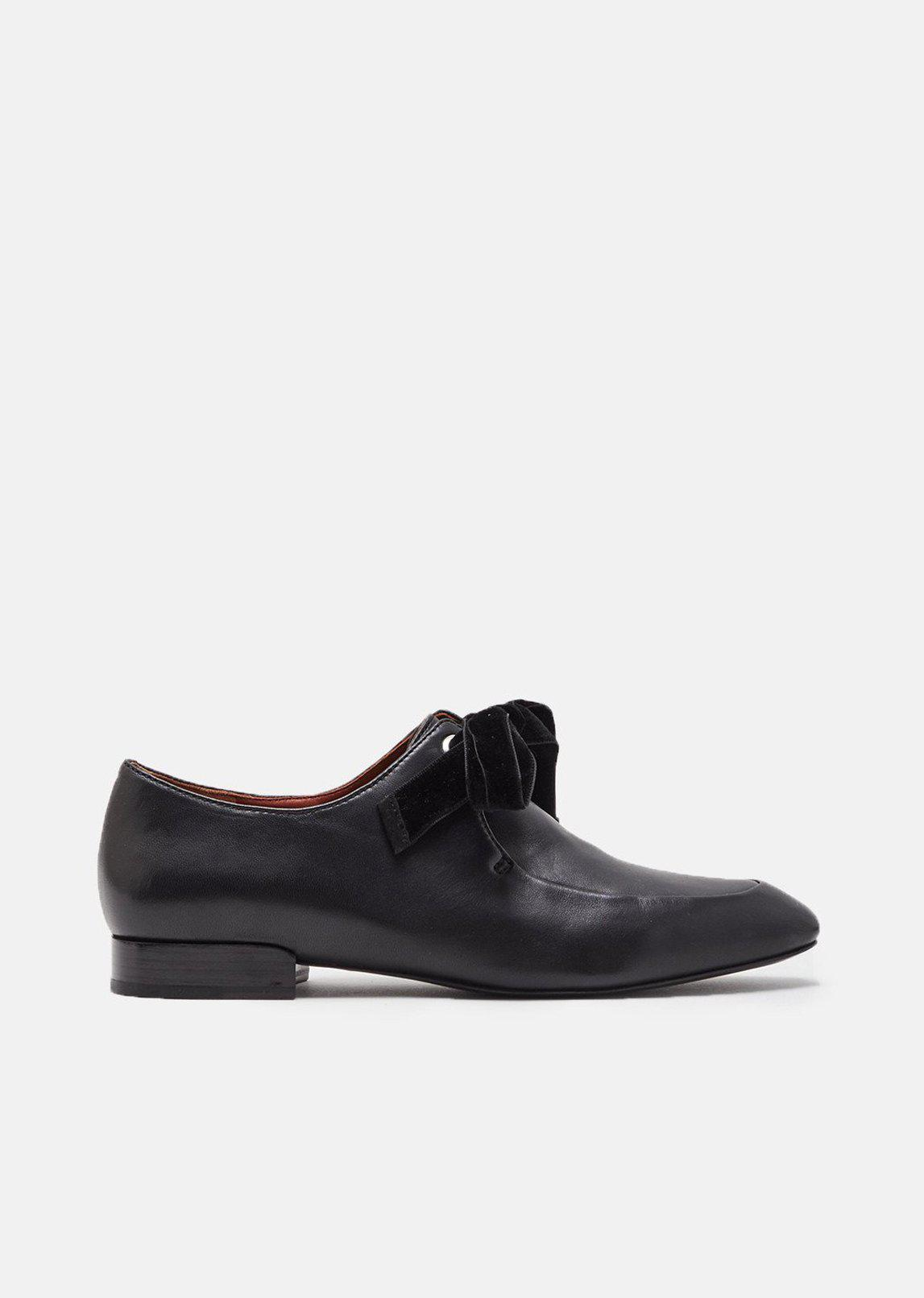 3.1 Phillip Lim Lace Up Shoes With Sqaure Cap Toe Cheap Sale Perfect B8AsCGGUuB