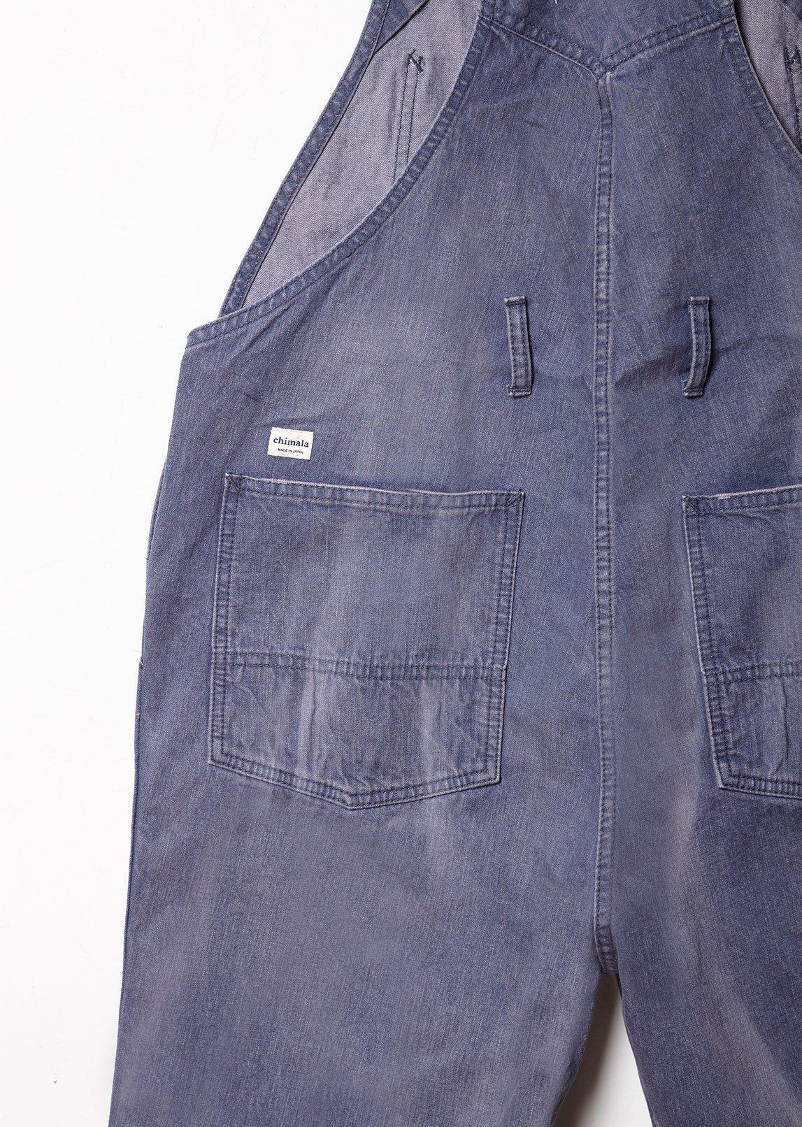 a65a40d058ec Lyst - Chimala Denim Overalls in Blue
