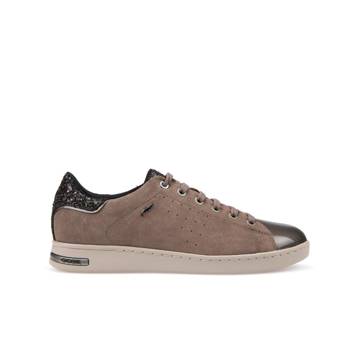 Lyst - Geox Jaysen Trainers in Brown 7cd9c3e17a4