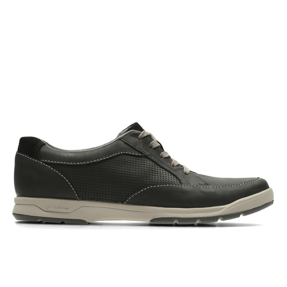 CLARKS Stafford Parks Suede Trainers cheap sale 2015 new clearance newest zWalpvZ