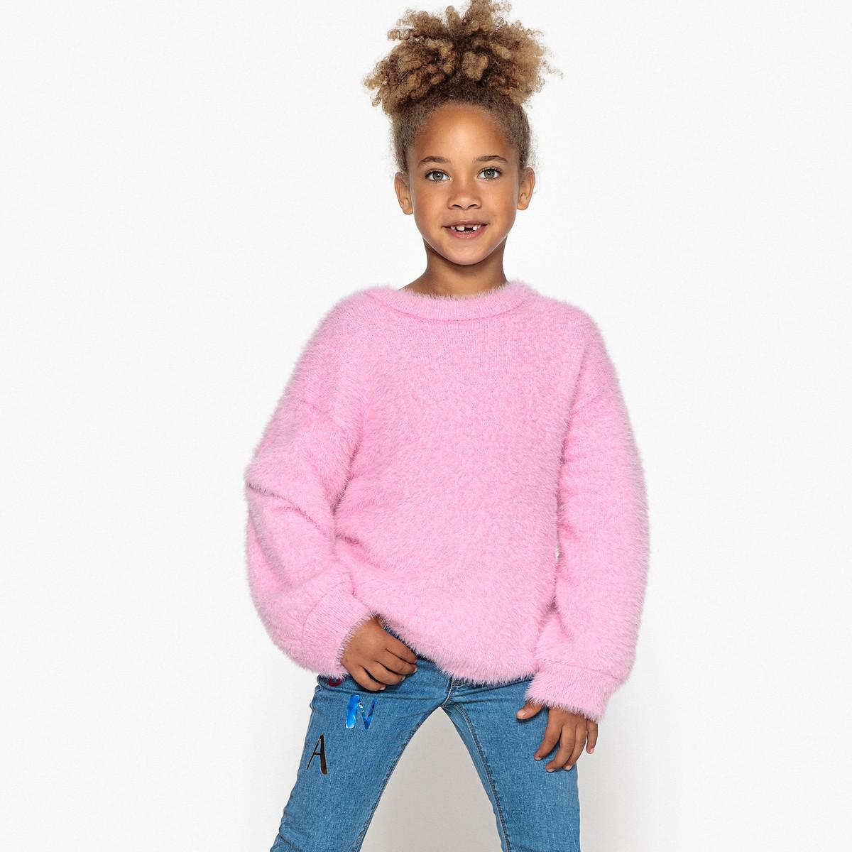 2e5351ac1 Lyst - La Redoute Fluffy Jumper sweater
