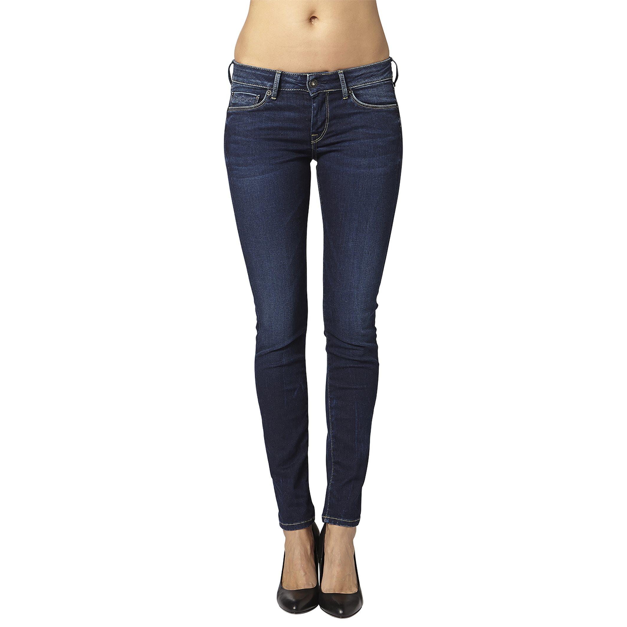 pepe jeans soho slim fit jeans in blue lyst. Black Bedroom Furniture Sets. Home Design Ideas