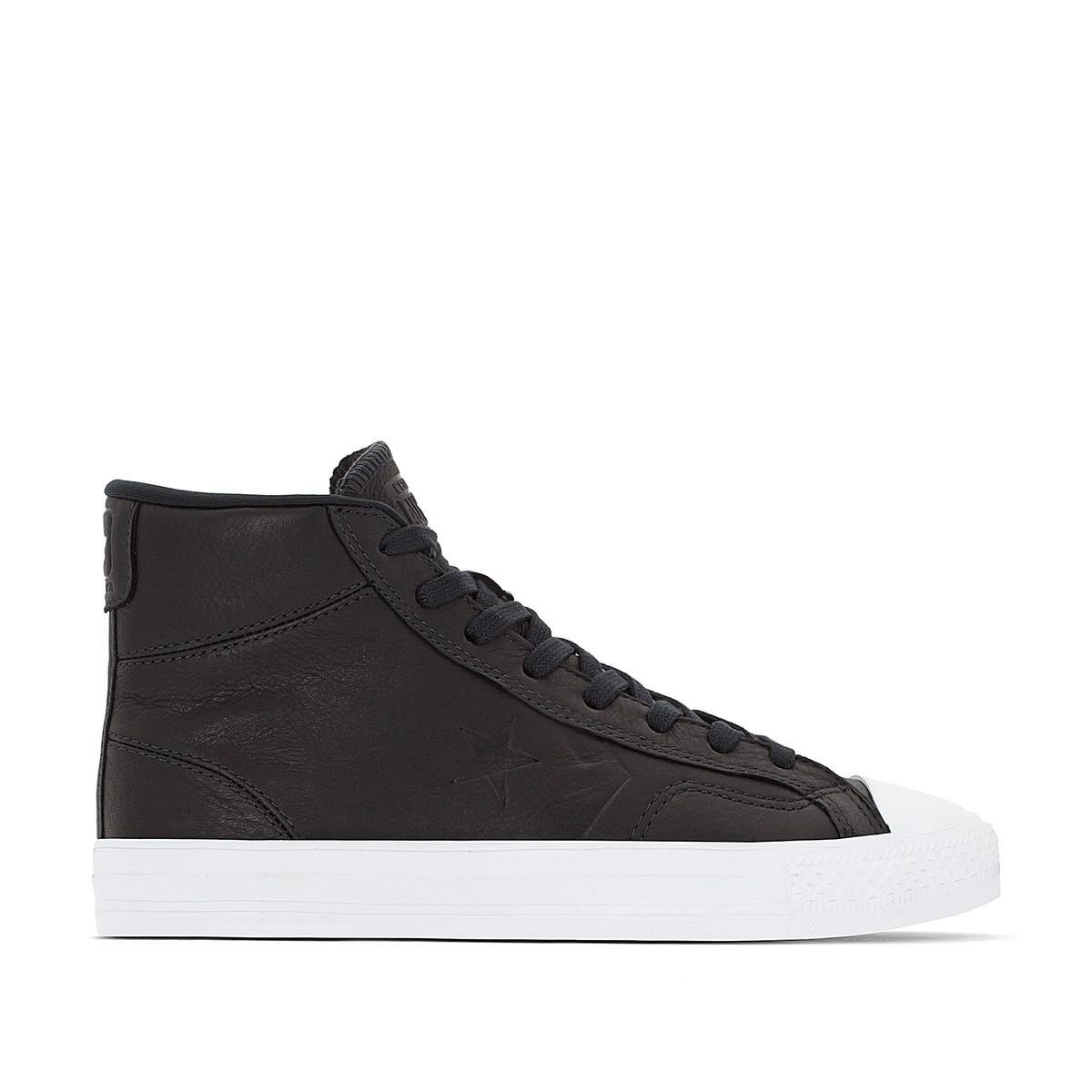100% guaranteed cheap price CONVERSE Star Player Leather Hi High Top Trainers online Shop ncVMYw