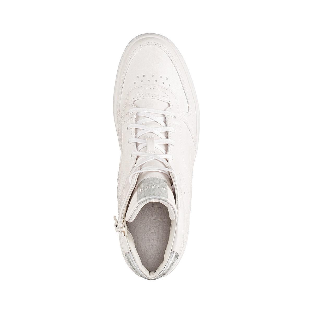 EspritSTAR WEDGE - High-top trainers - offwhite I4kajlE4