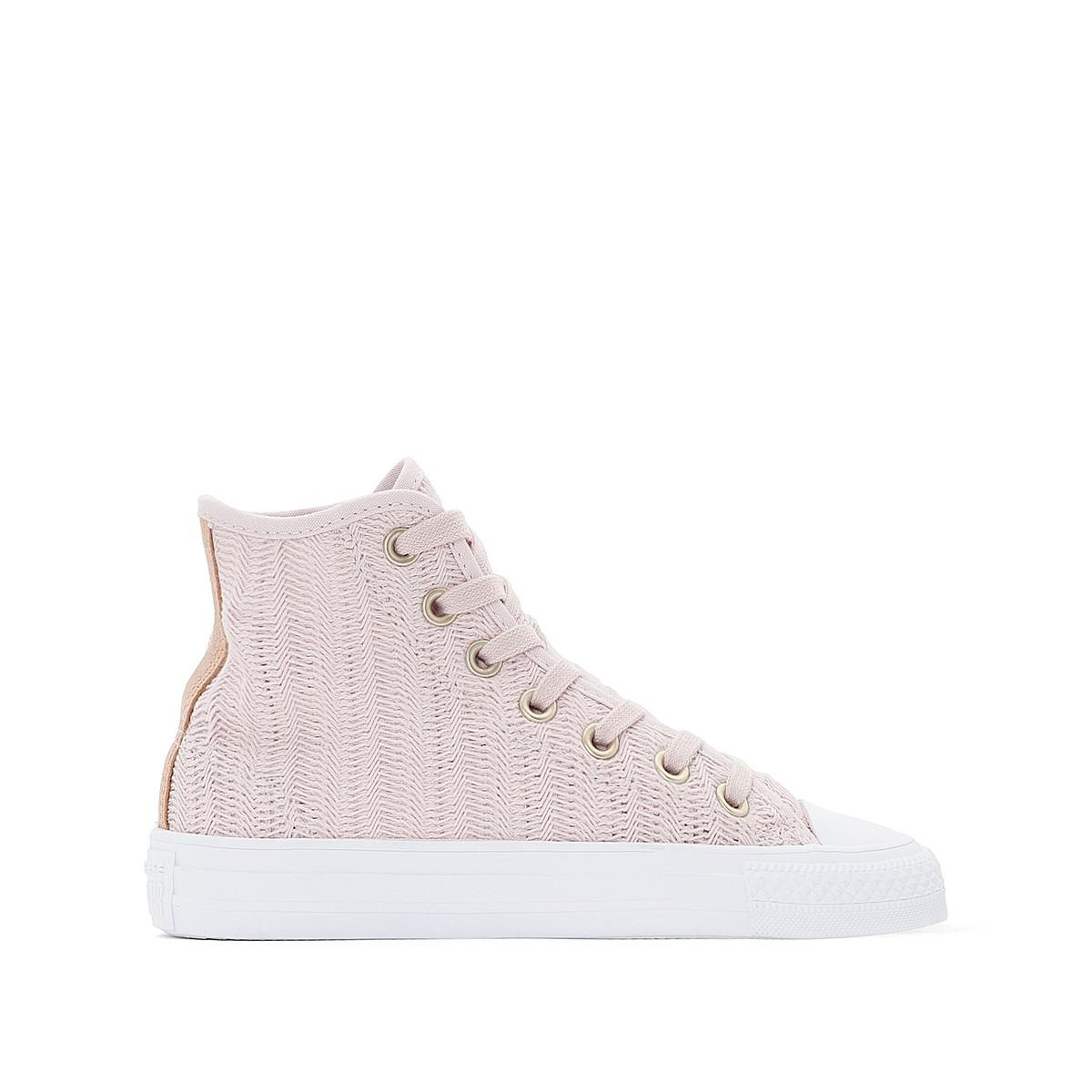 low price online really cheap shoes online CONVERSE CTAS Hi Herringbone Mesh High Top Trainers manchester great sale for sale 0PYTfJ