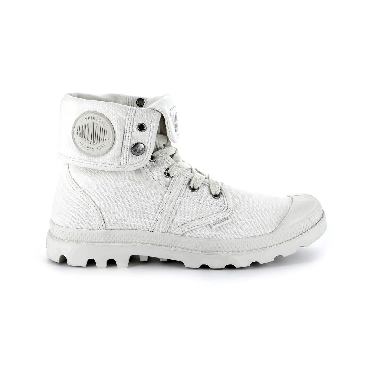 with paypal footlocker pictures PALLADIUM Pallabrouse Baggy High Top Trainers FMHQ4BE