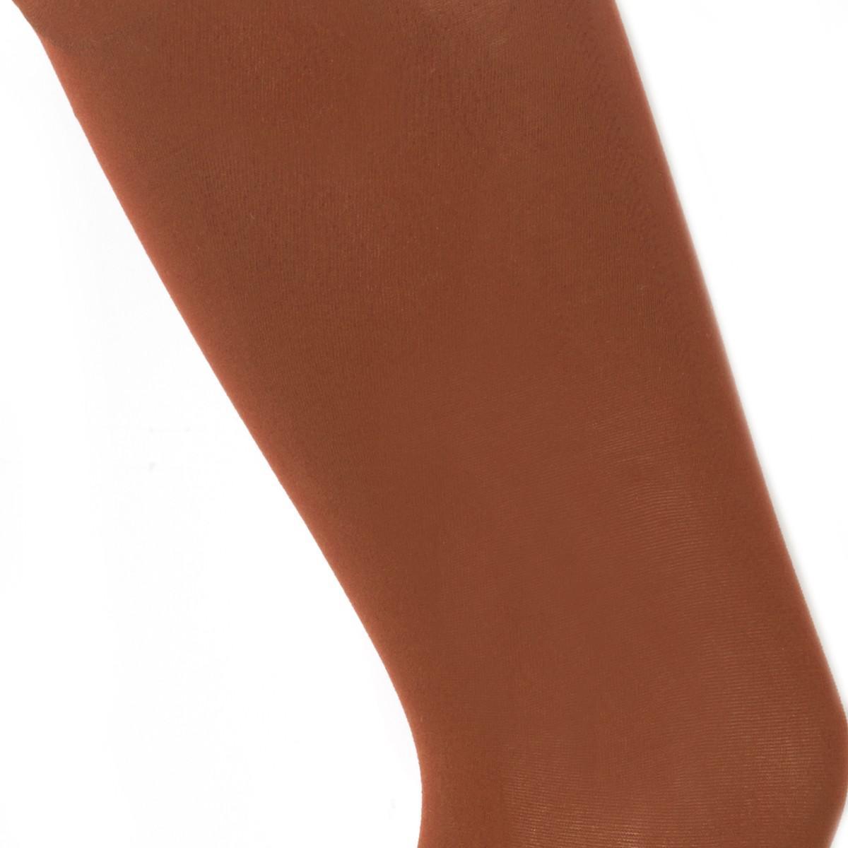 6d25c8ea3bcd1 Lyst - La Redoute Semi-opaque Microfibre Tights in Brown
