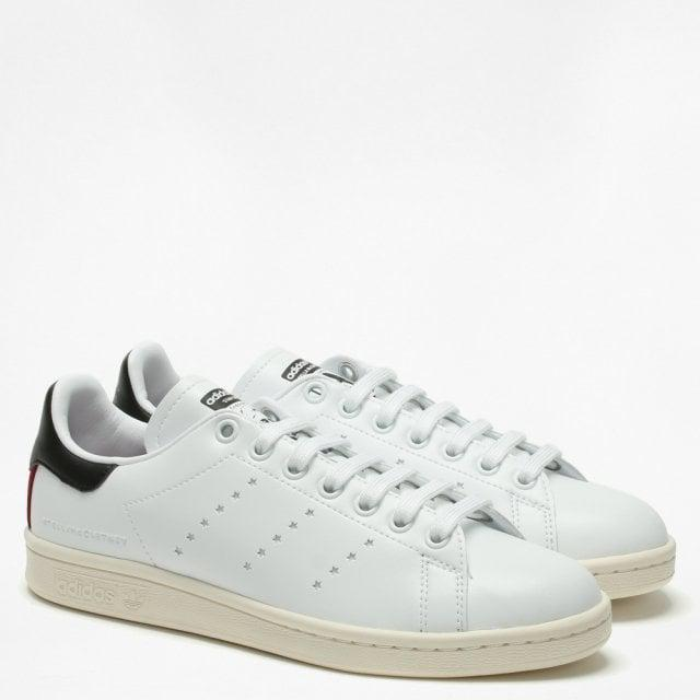 03e9a60caf70 Stella McCartney X Adidas Stan Smith White Trainers in White - Lyst
